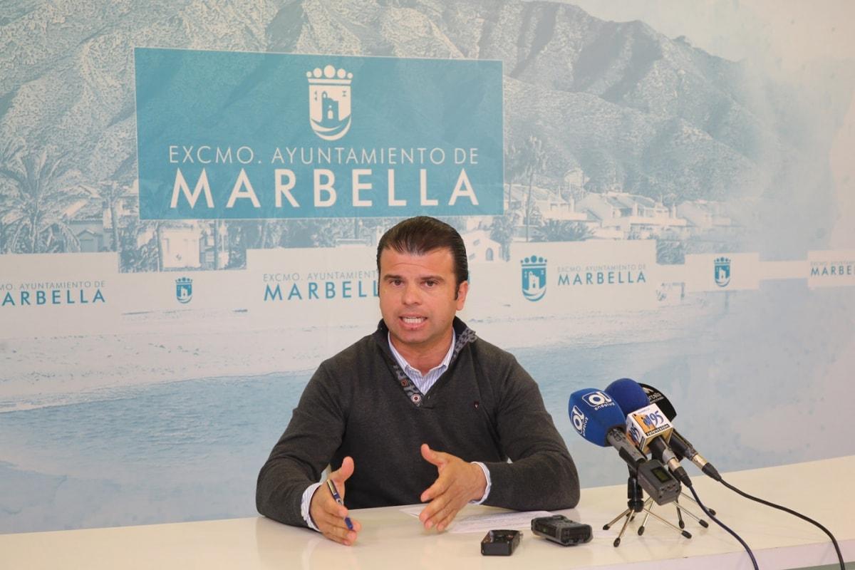 l Ayuntamiento de Marbella adquirirá 1.560 contenedores de carga lateral