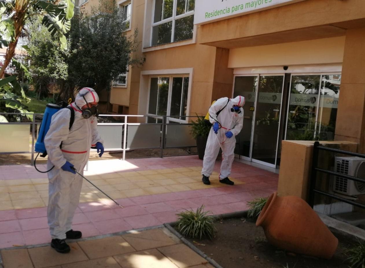 El Ayuntamiento desinfectará a partir de mañana el interior de las farmacias