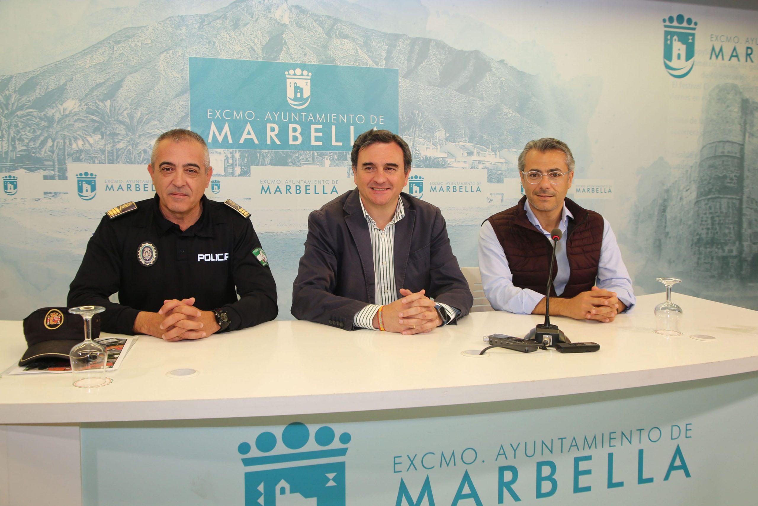 El Ayuntamiento inaugurará este sábado la Glorieta de la Policía Local