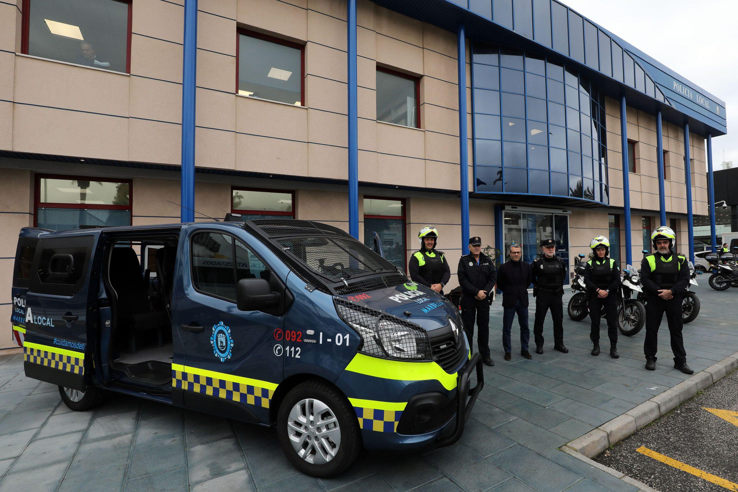 El Ayuntamiento lleva invertidos 300.000 euros en nuevos equipamientos de la Policía Local