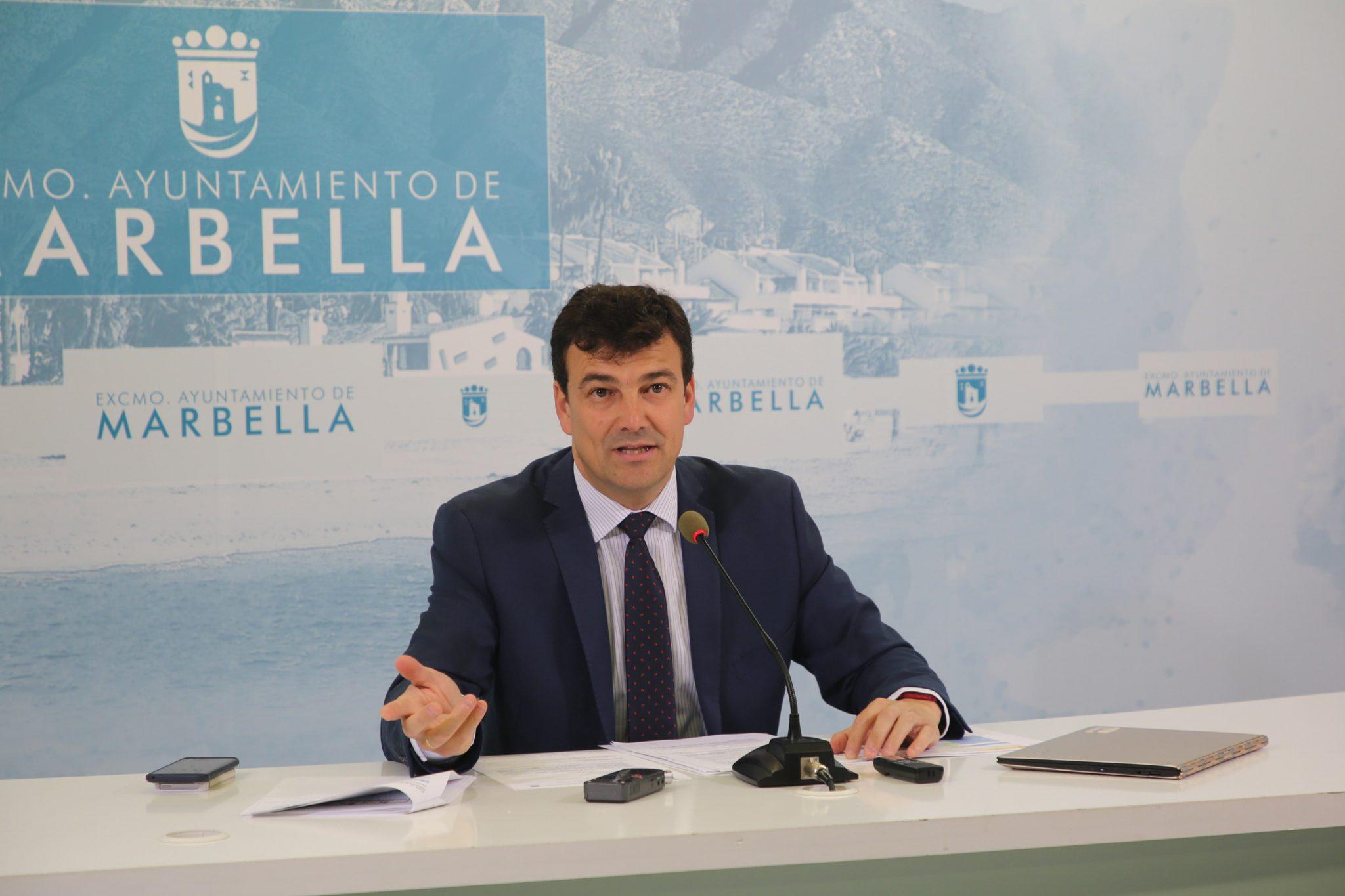 El Ayuntamiento opta a fondos europeos para desarrollar el proyecto Marbella Integra