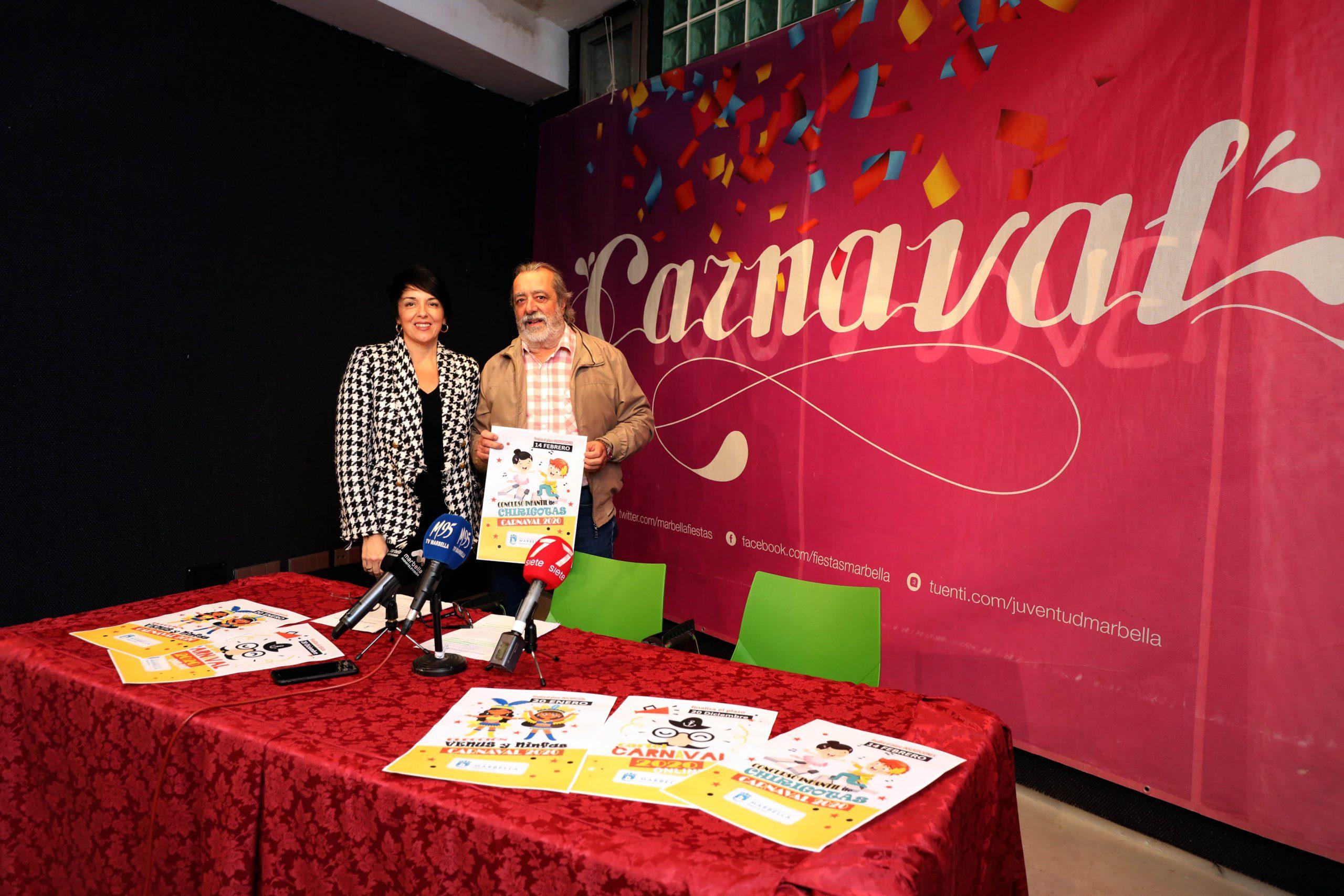 El Ayuntamiento pone en marcha el Carnaval de 2020