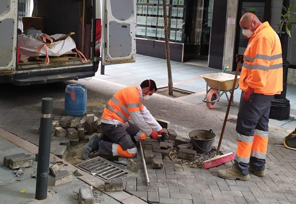 El Ayuntamiento realizará trabajos de mejora de la movilidad en el entorno de calle Serenata