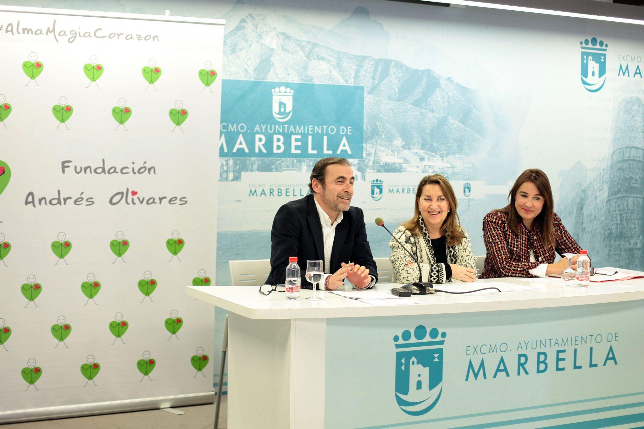 El Ayuntamiento respalda la labor encomiable de la Fundación Andrés Olivares
