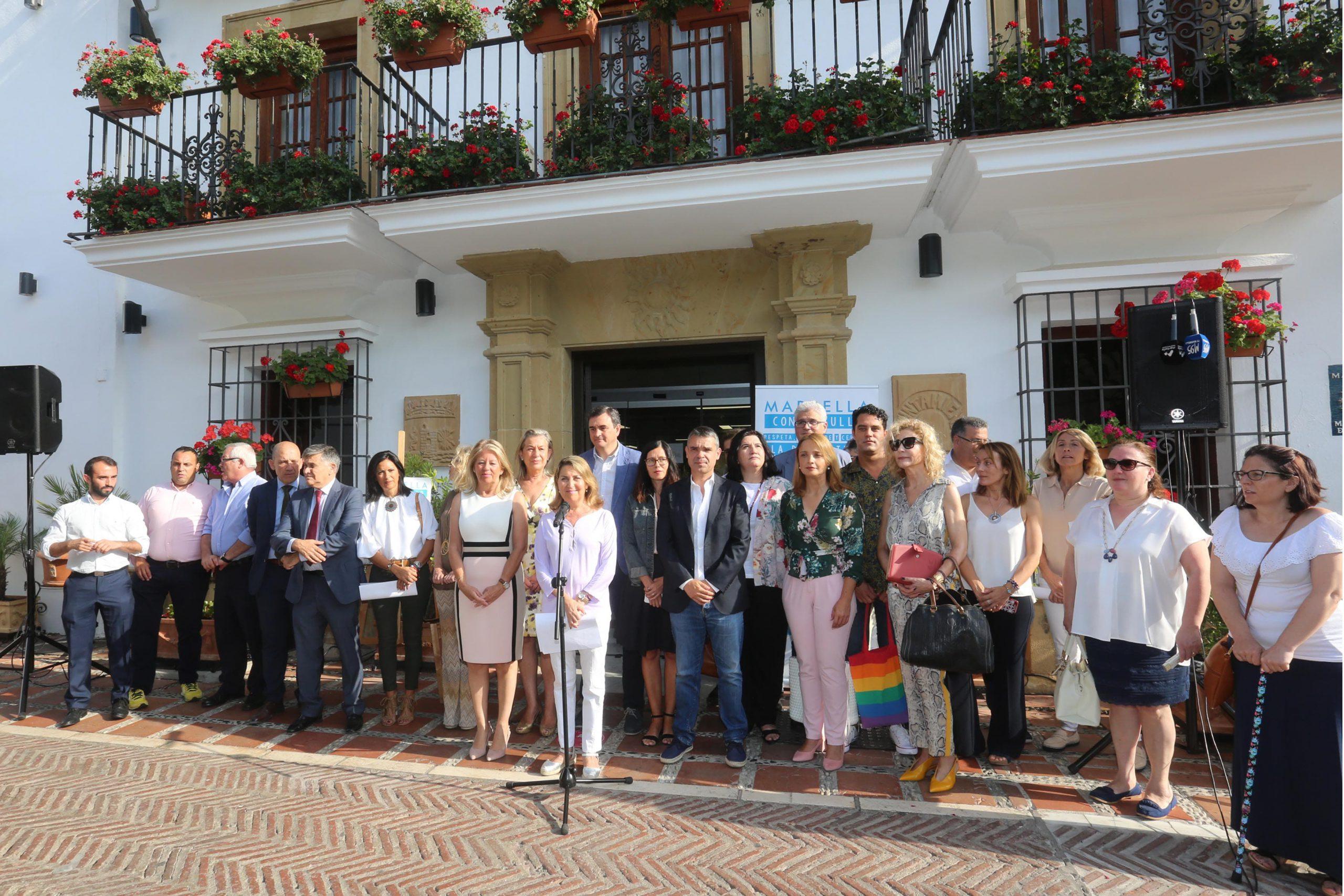 El Ayuntamiento se suma a la celebración del Día Internacional del Orgullo LGTBI