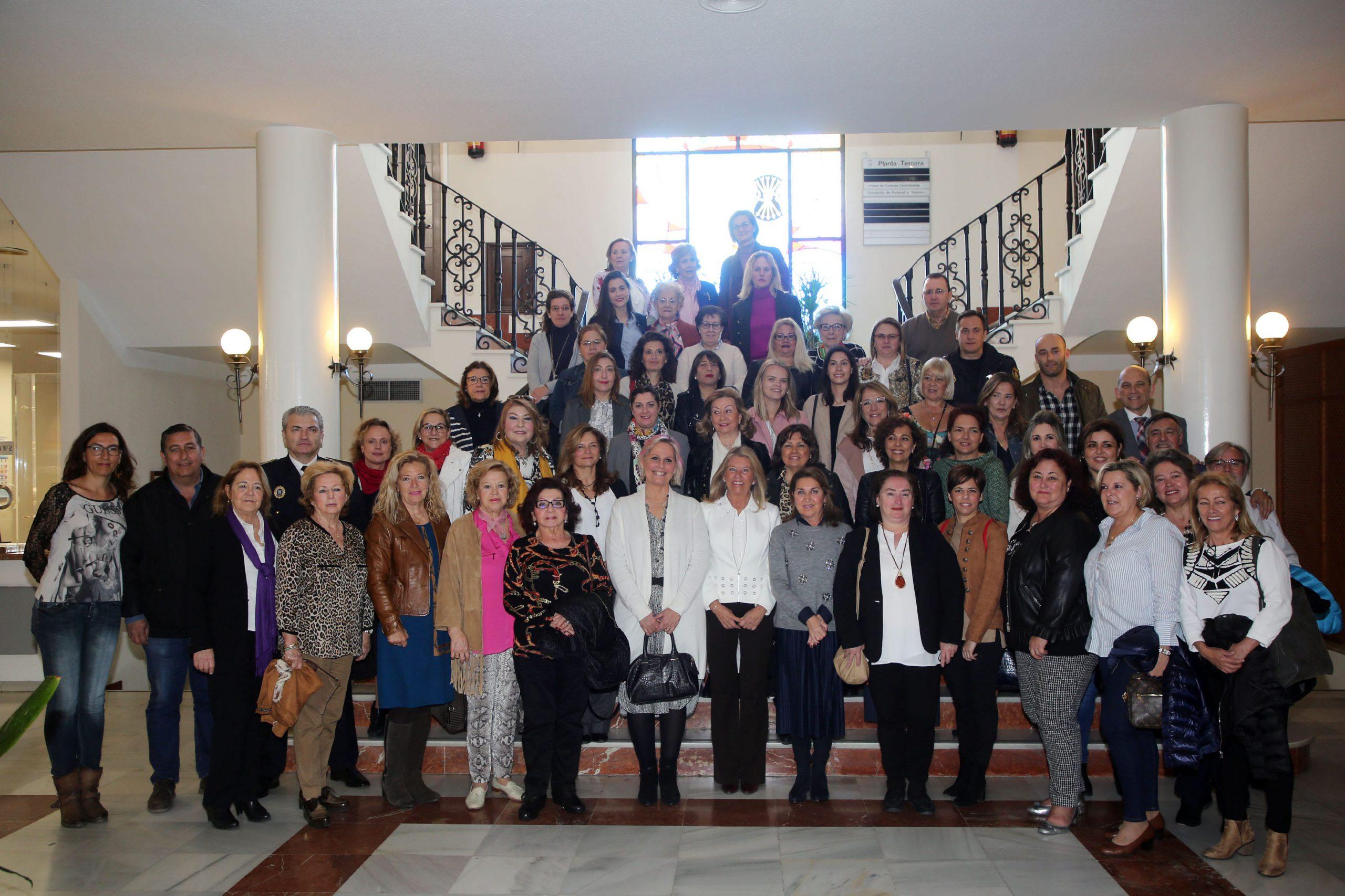 El Ayuntamiento se suma al Día Internacional de las Mujeres con la lectura de un manifiesto