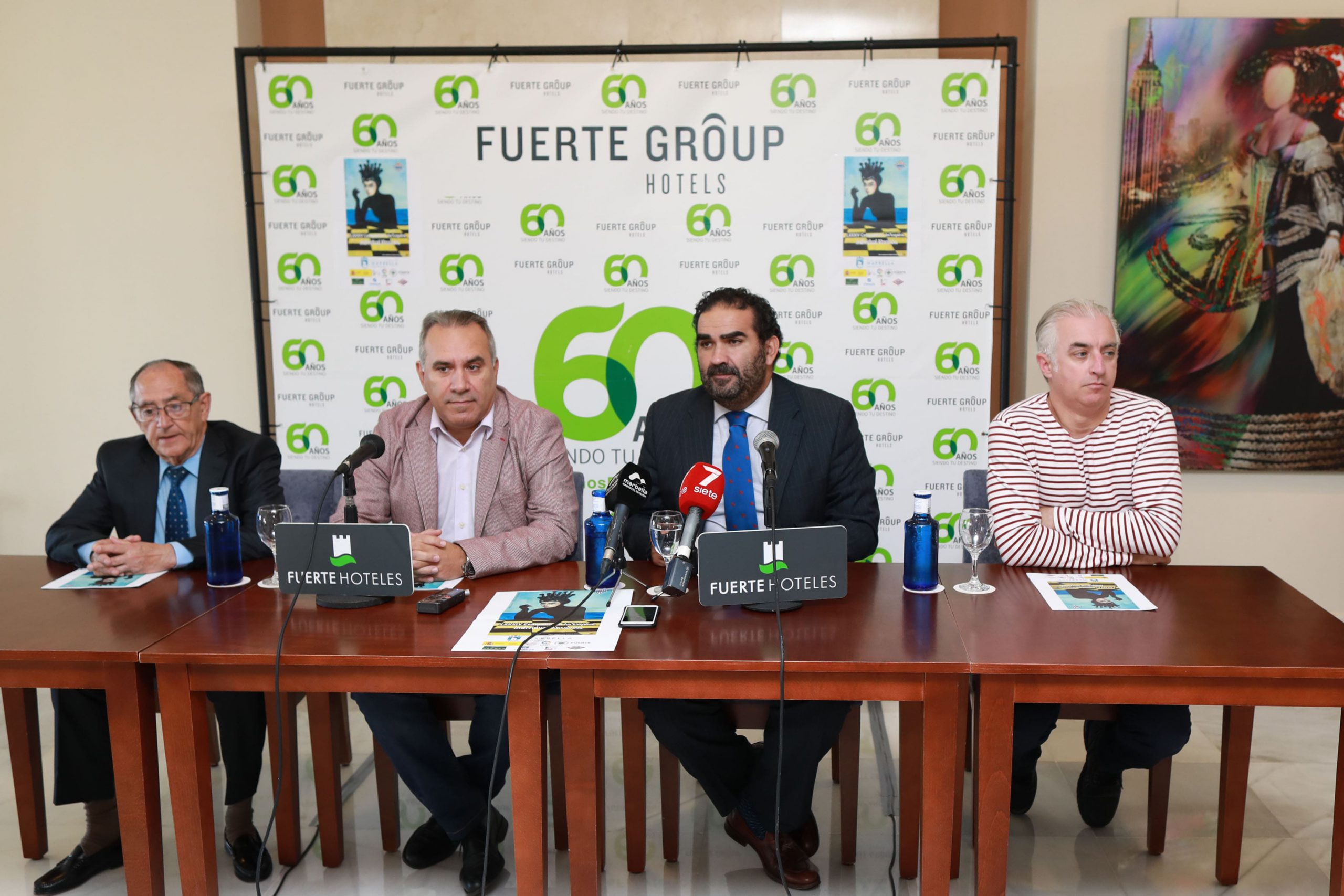 El Campeonato de España Individual Absoluto de Ajedrez se celebrará por vez primera en Marbella