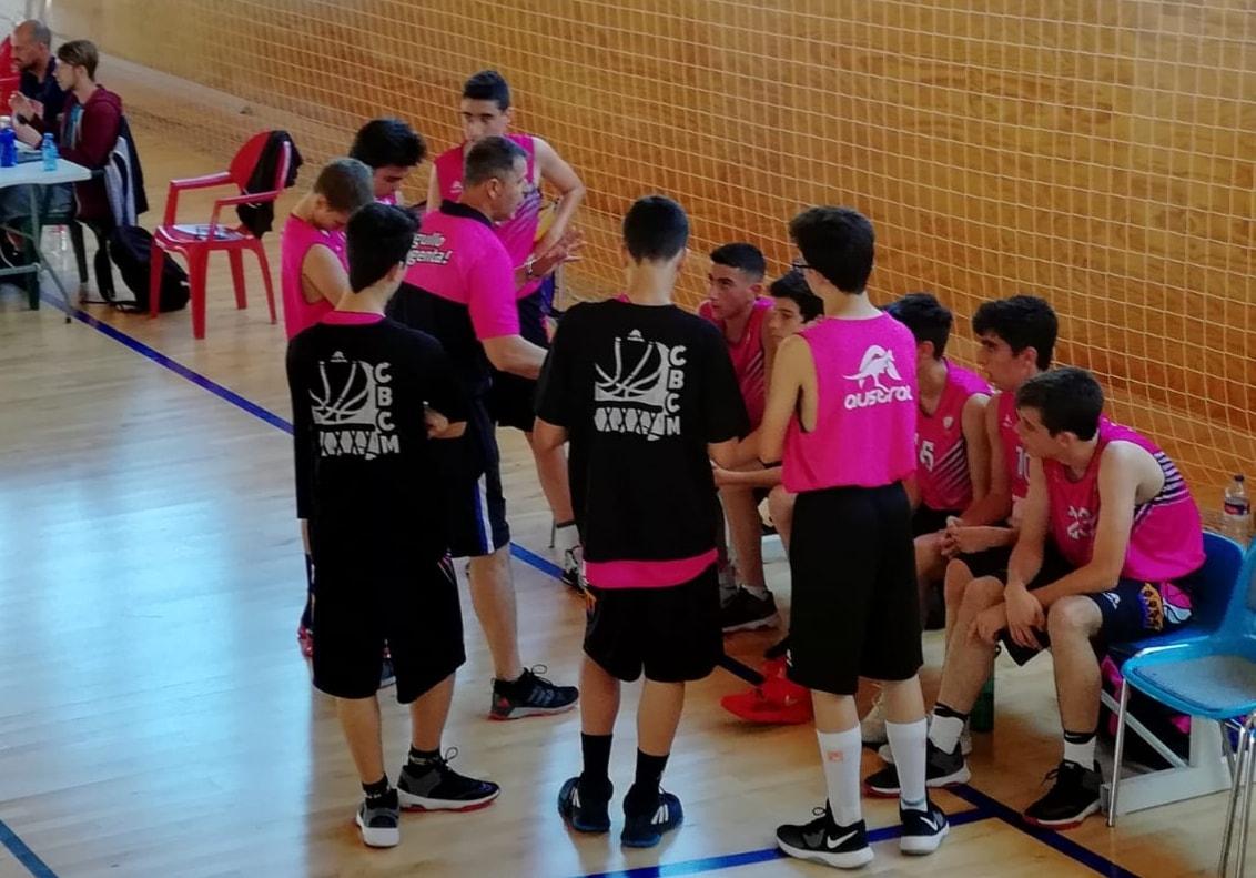 El Campus Gaber encara los cuartos de final tras vencer al CAB Estepona