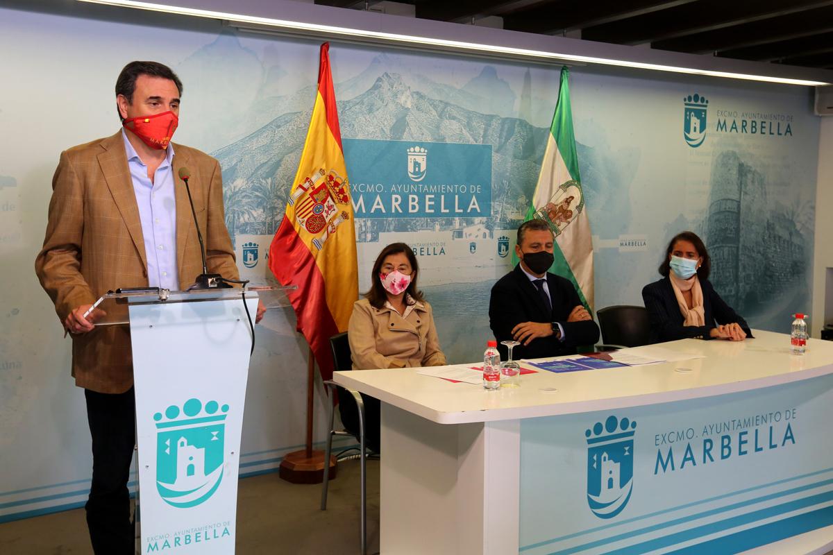 El Casco Antiguo de Marbella es 'La Mar de auténtico'