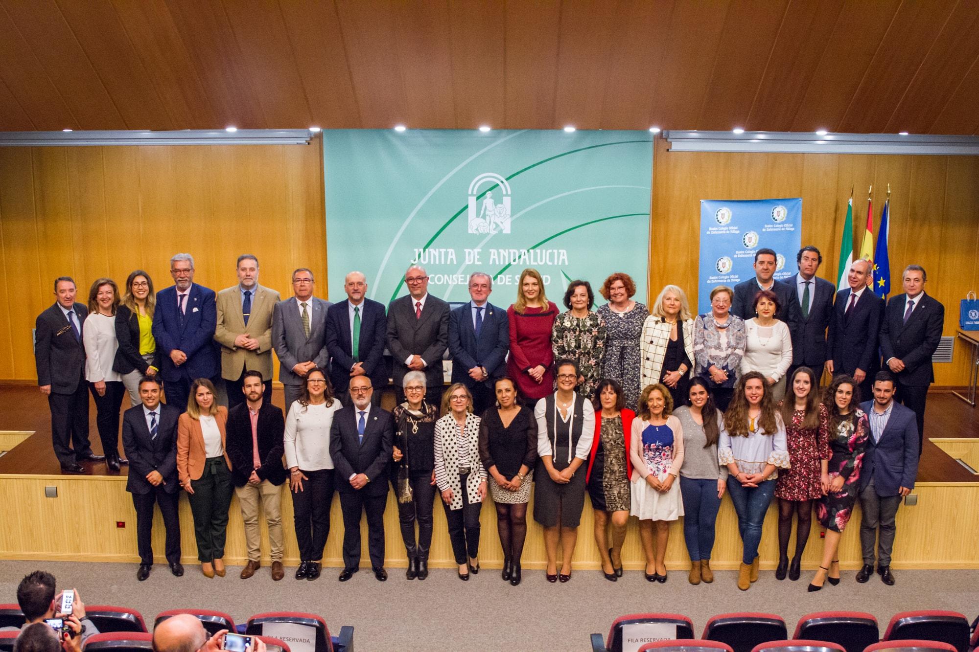 El Colegio de Enfermería de Málaga celebra en Marbella el Día del Patrón, San Juan de Dios