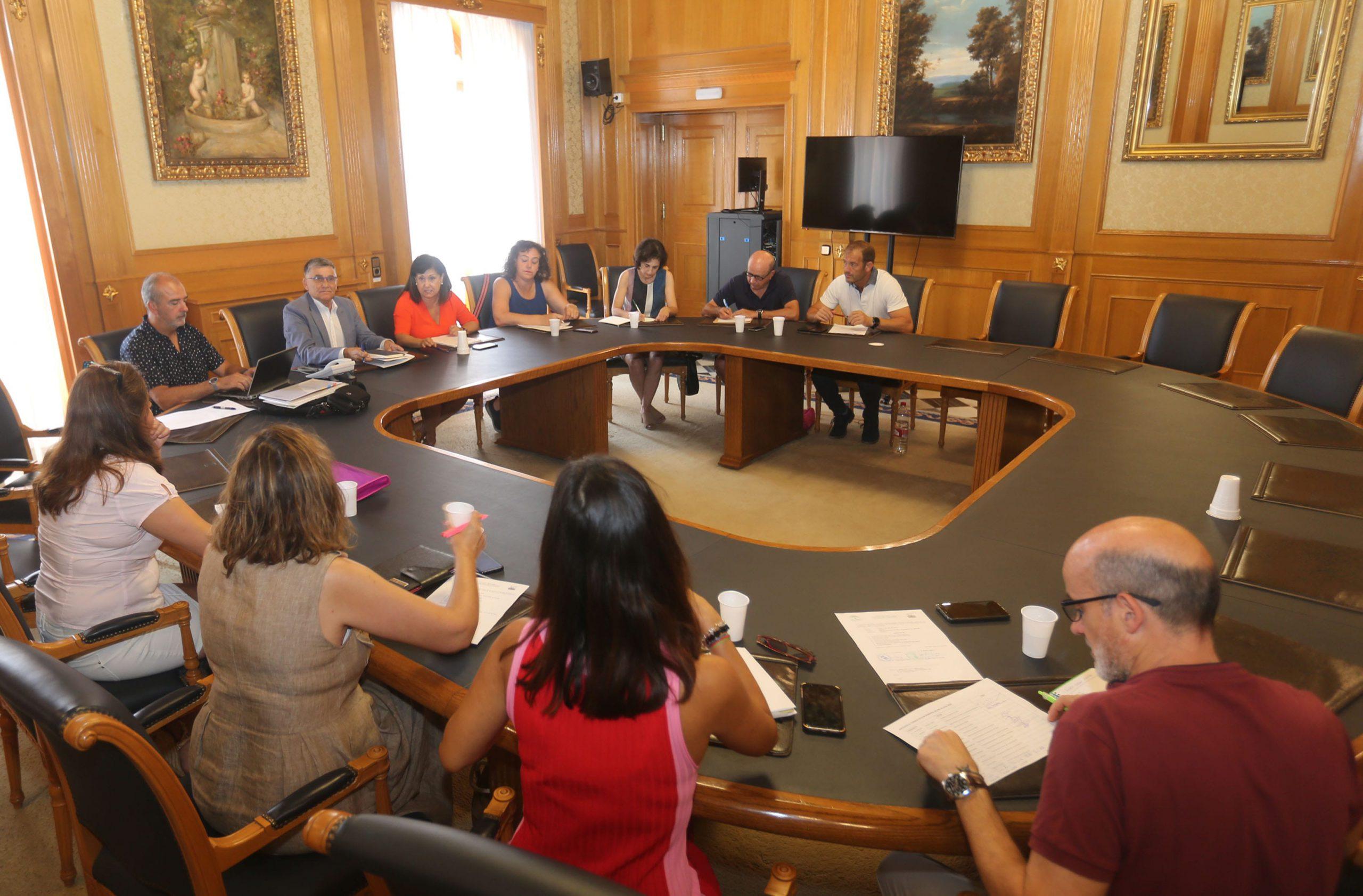 El Consejo Escolar Municipal ha abordado hoy la situación educativa de la ciudad
