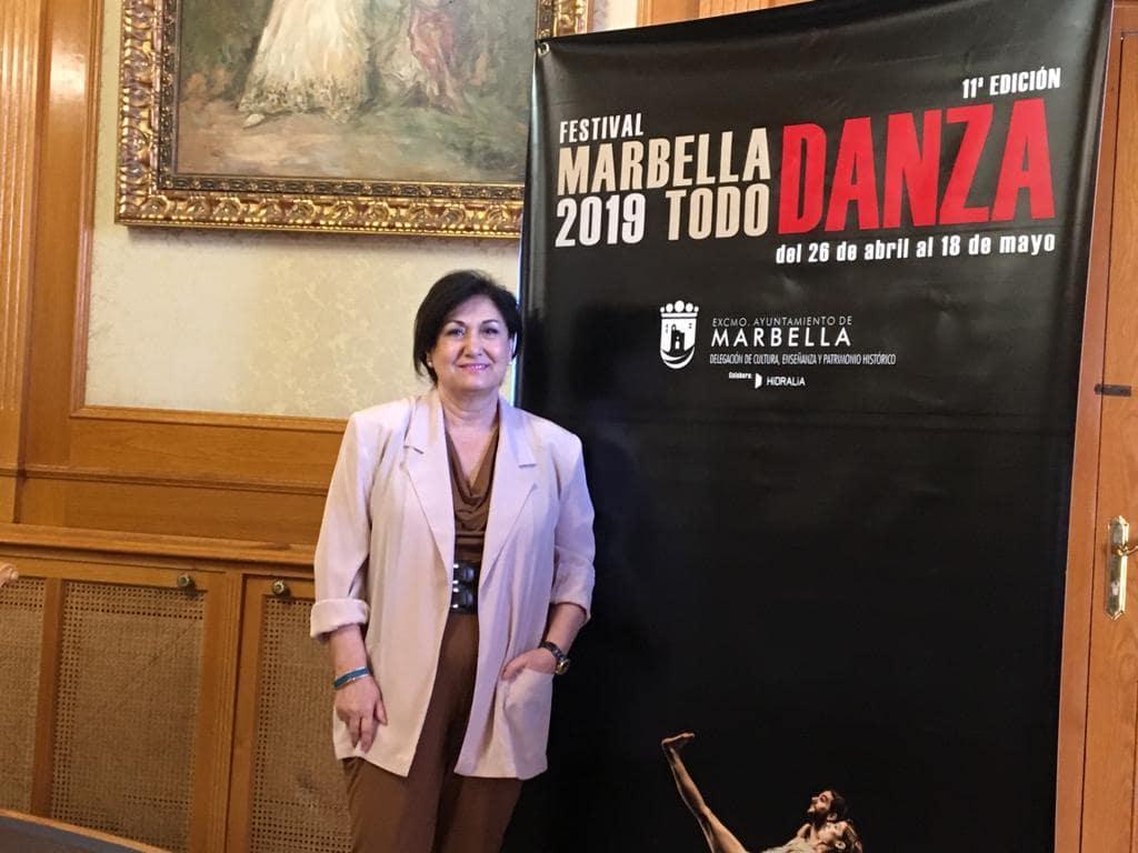 El festival 'Marbella Todo Danza' ofrecerá una veintena de espectáculos del 26 de abril al 18 de mayo