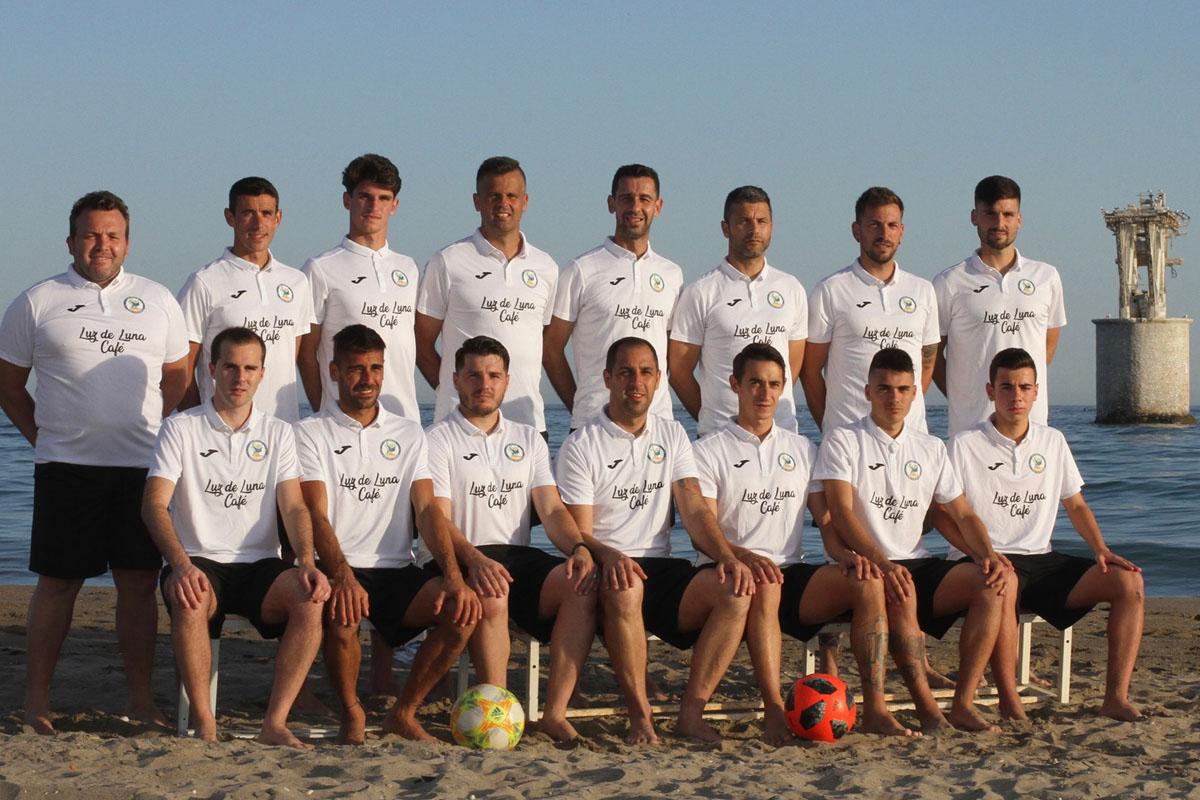 El Fútbol Playa Marbella inicia el jueves la Euro Winners Cup