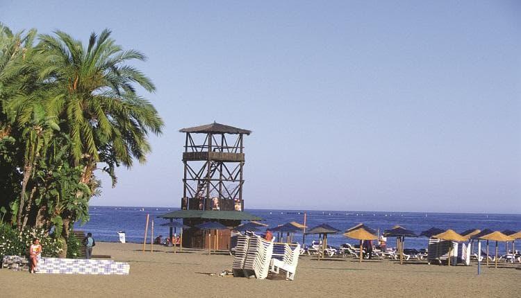El Gobierno adjudica la redacción del proyecto de estabilización de las playas de Marbella