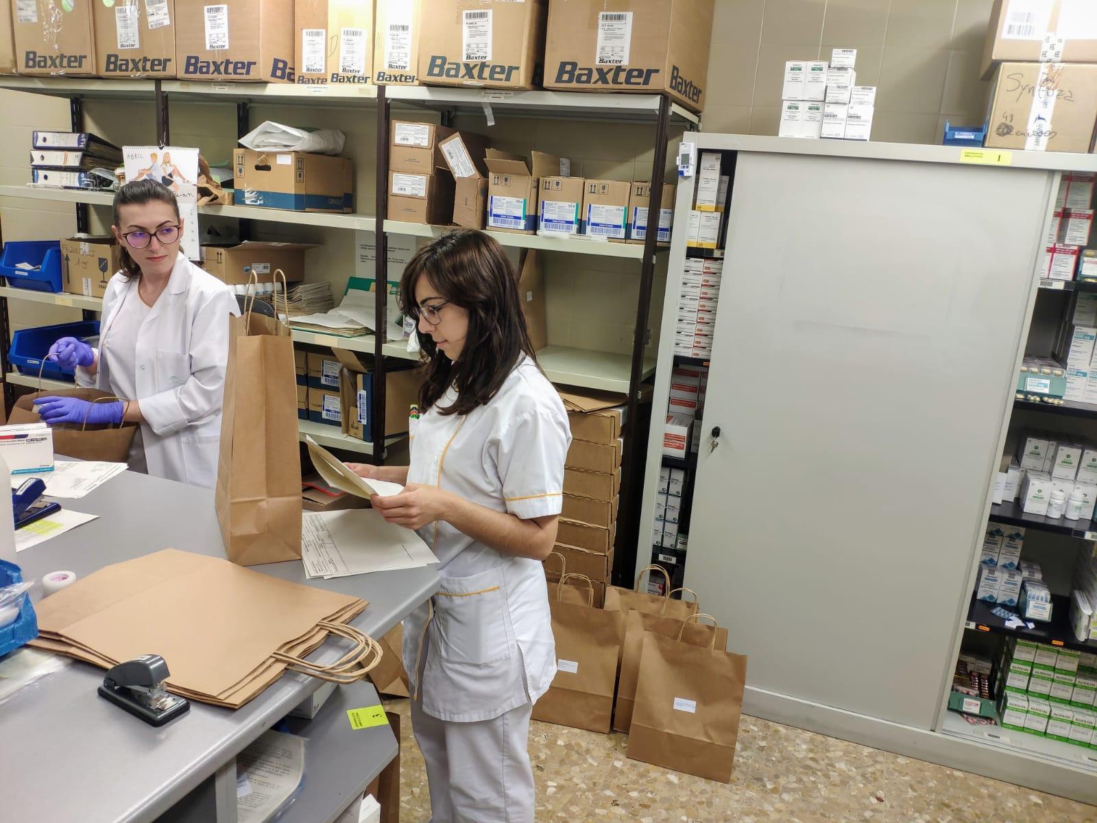 El Hospital Costa del Sol dispensará medicación hospitalaria a domicilio