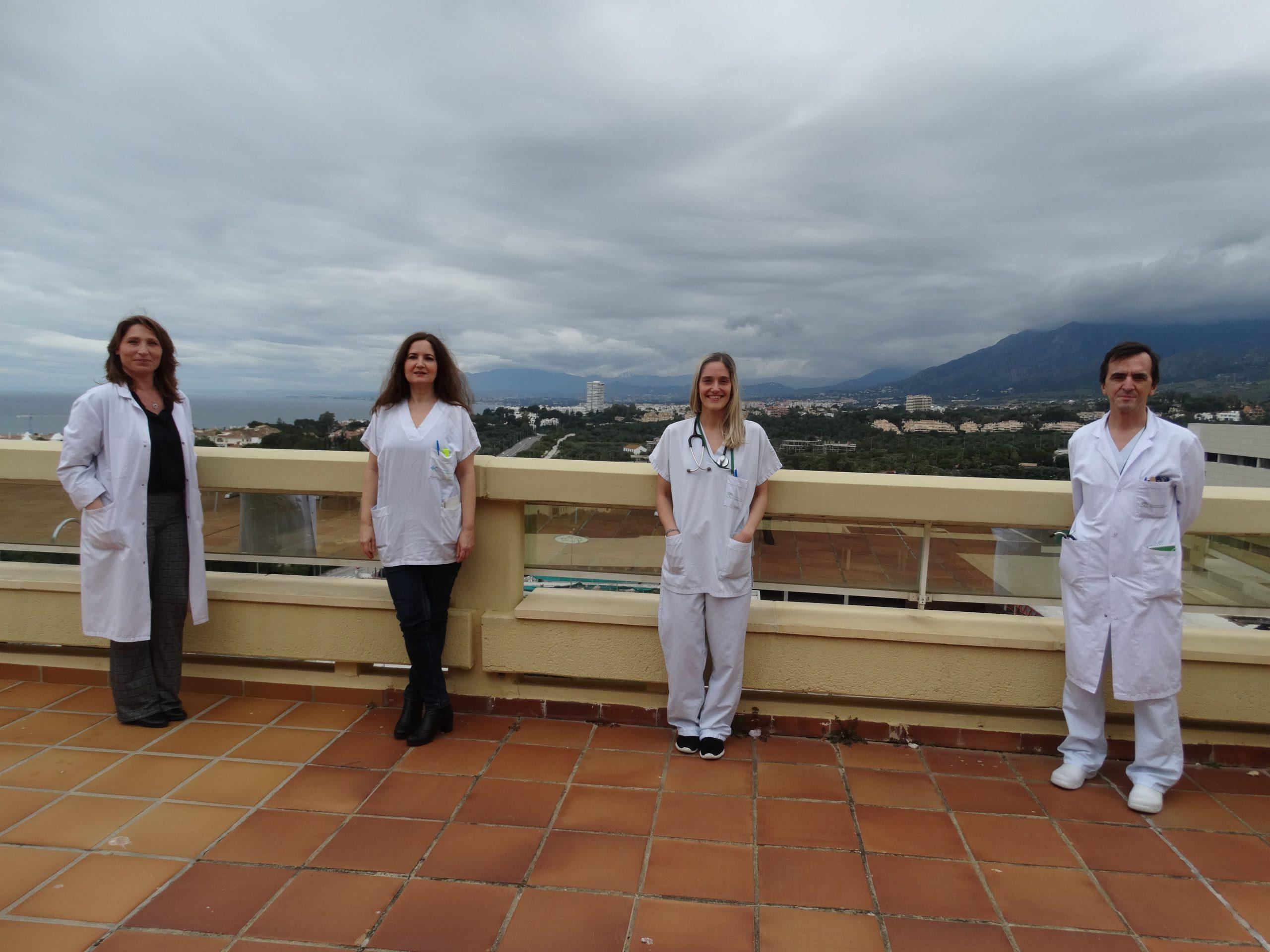 El Hospital Costa del Sol participa en un ensayo clínico con pacientes curados de Covid-19