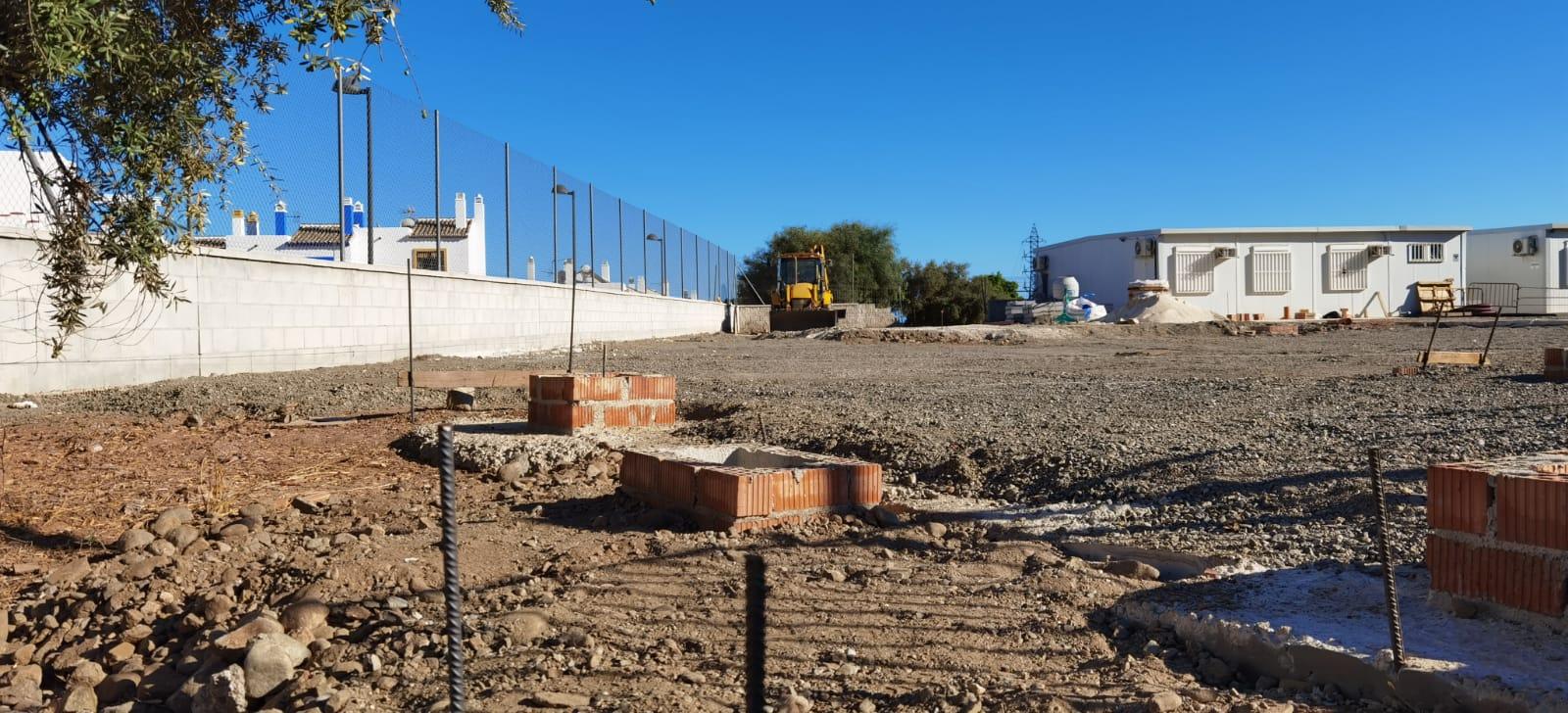 El IES Acceso Las Dunas de Marbella deja fuera a 100 alumnos este curso