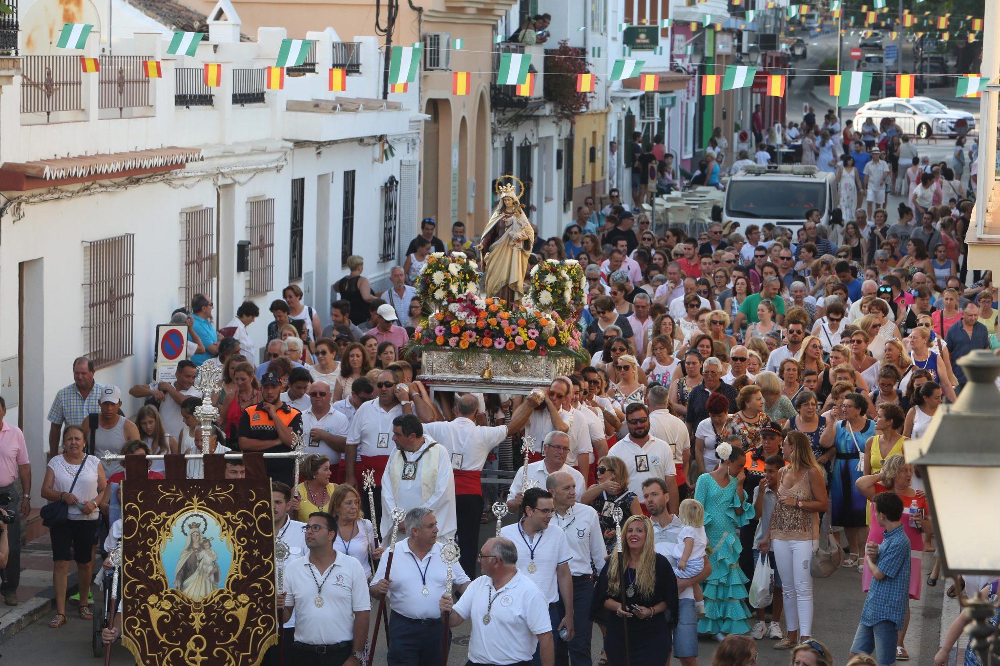 Virgen del Carmen San Pedro