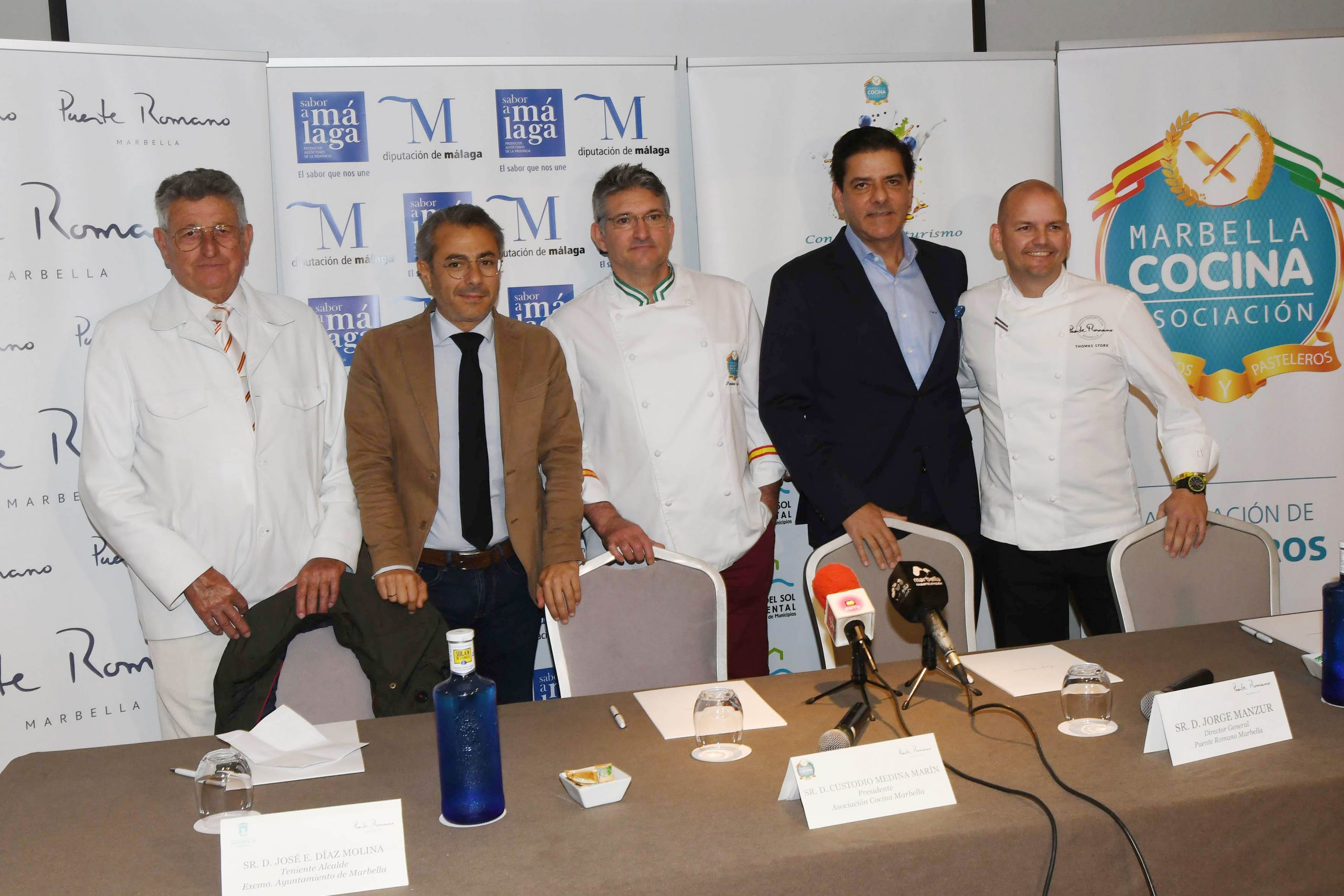 El IV Concurso Gastronómico de Cocina y Pastelería de la Asociación Marbella Cocina tendrá lugar el 12 de abril