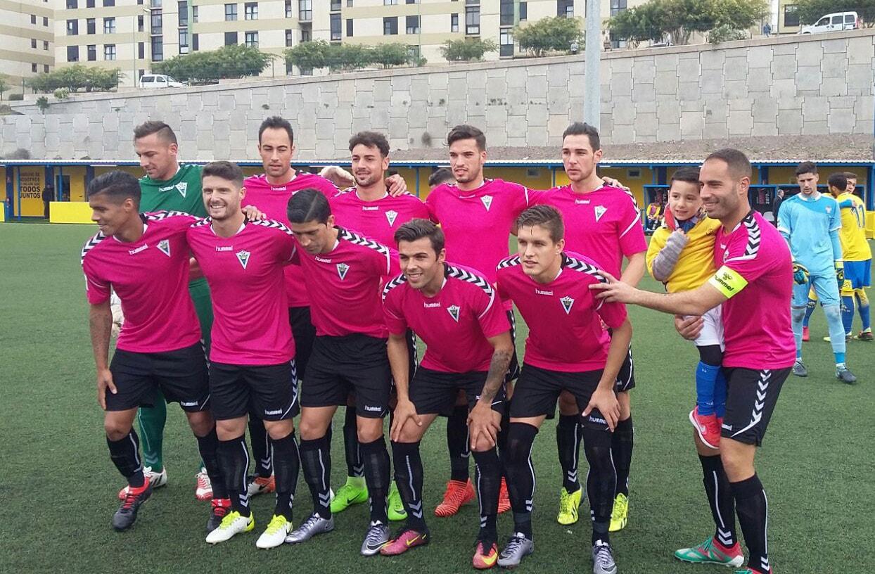 El Marbella FC empata frente a las Palmas Atlético (0-0) y aumenta a siete el número de partidos sin perder