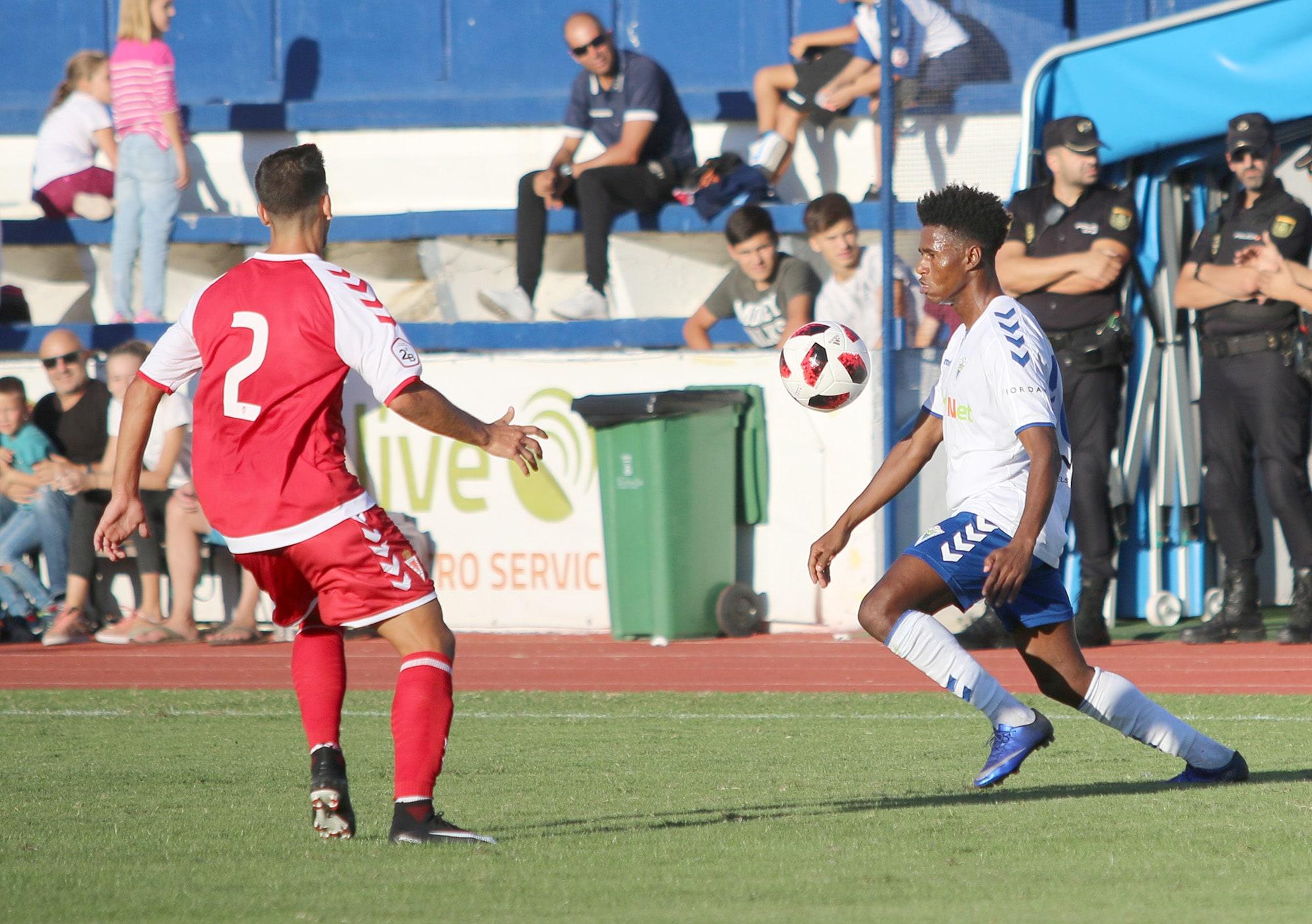 El Marbella FC ha añadido un punto
