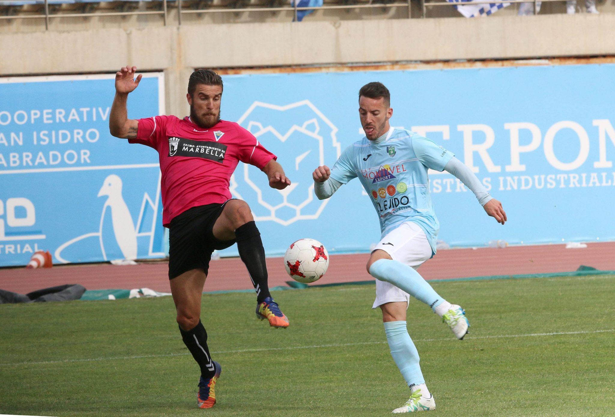 El Marbella FC se clasifica matemáticamente para jugar la fase de ascenso a Segunda A
