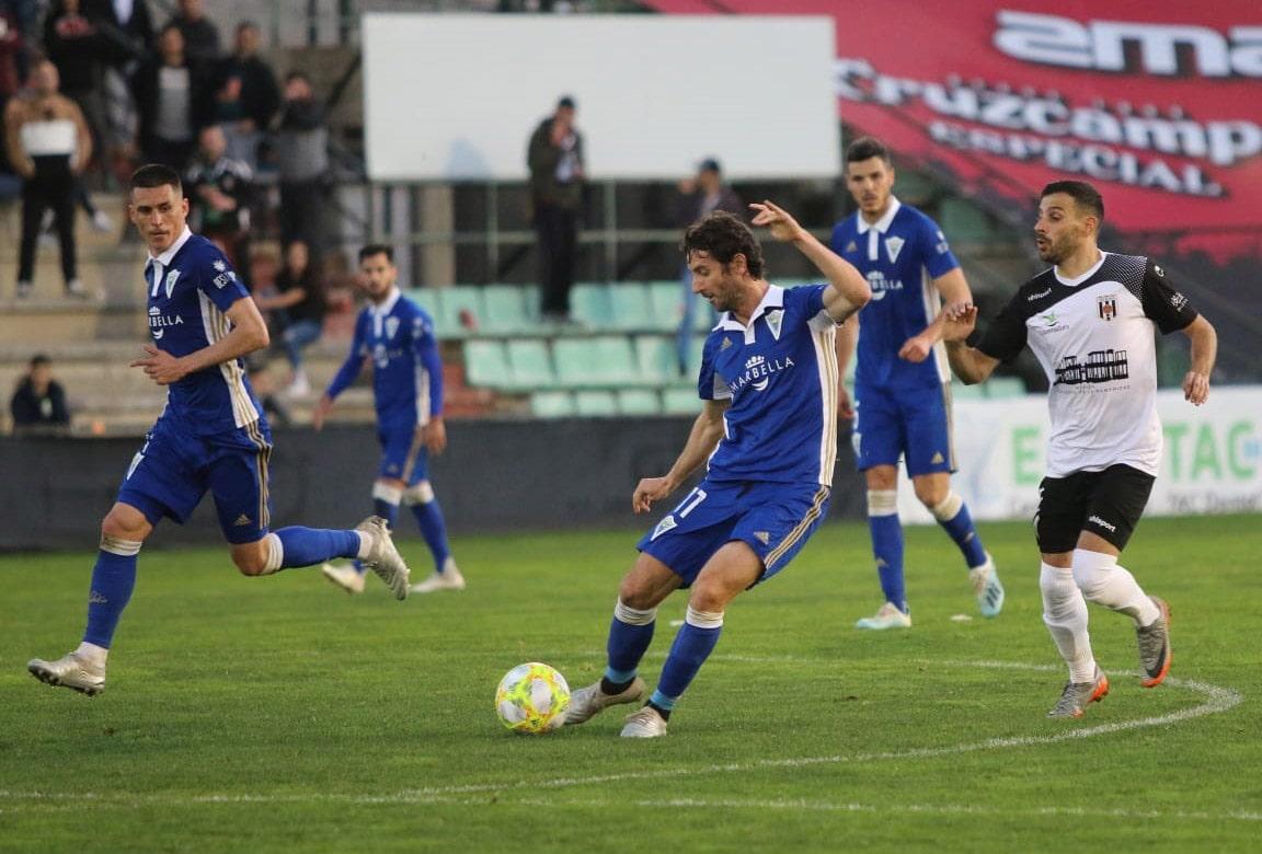 El Marbella F.C. vs Mérida arranca con un empate en campo contrario (0-0)
