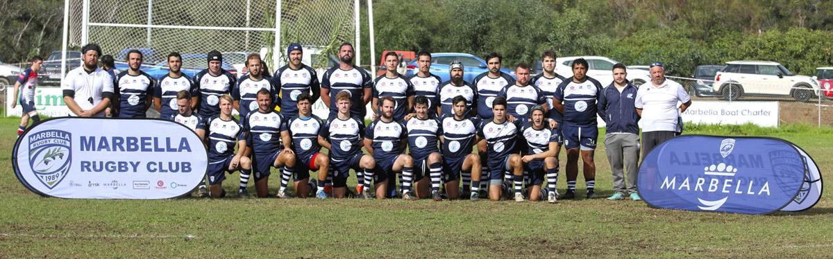 El Marbella Rugby recibe en casa al Mairena