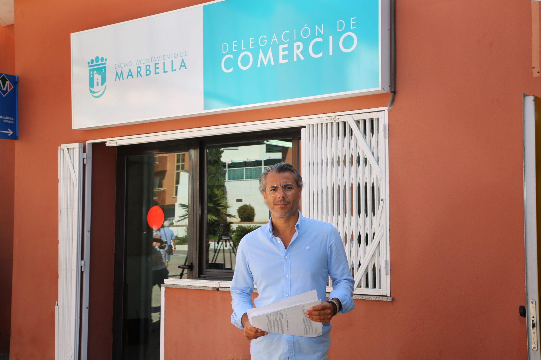 El mercadillo de Marbella se trasladará el lunes definitivamente a su ubicación original