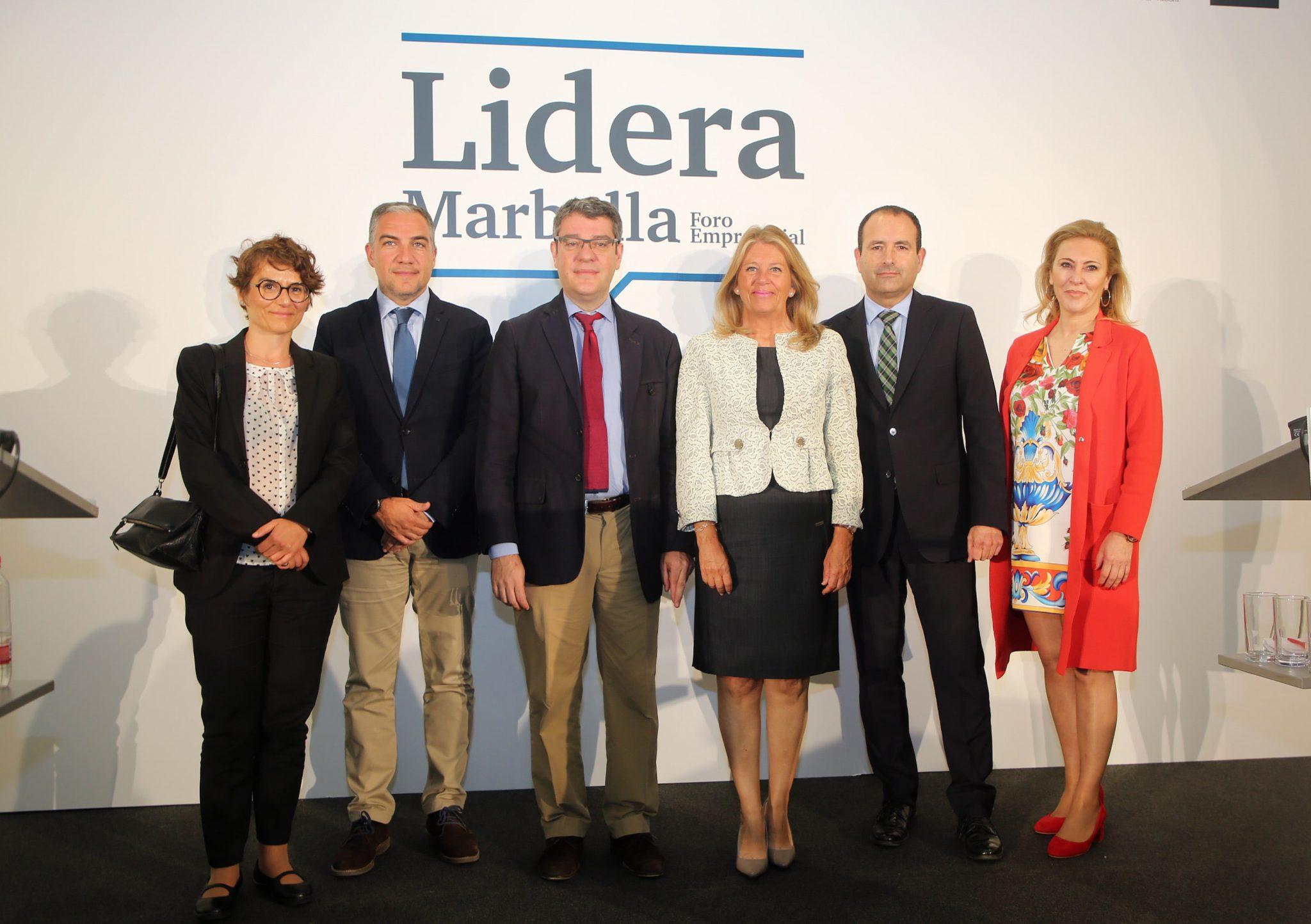 El ministro de Turismo visita Marbella y se compromete a impulsar el convenio entre el Ayuntamiento y Segittur sobre destinos turísticos inteligentes
