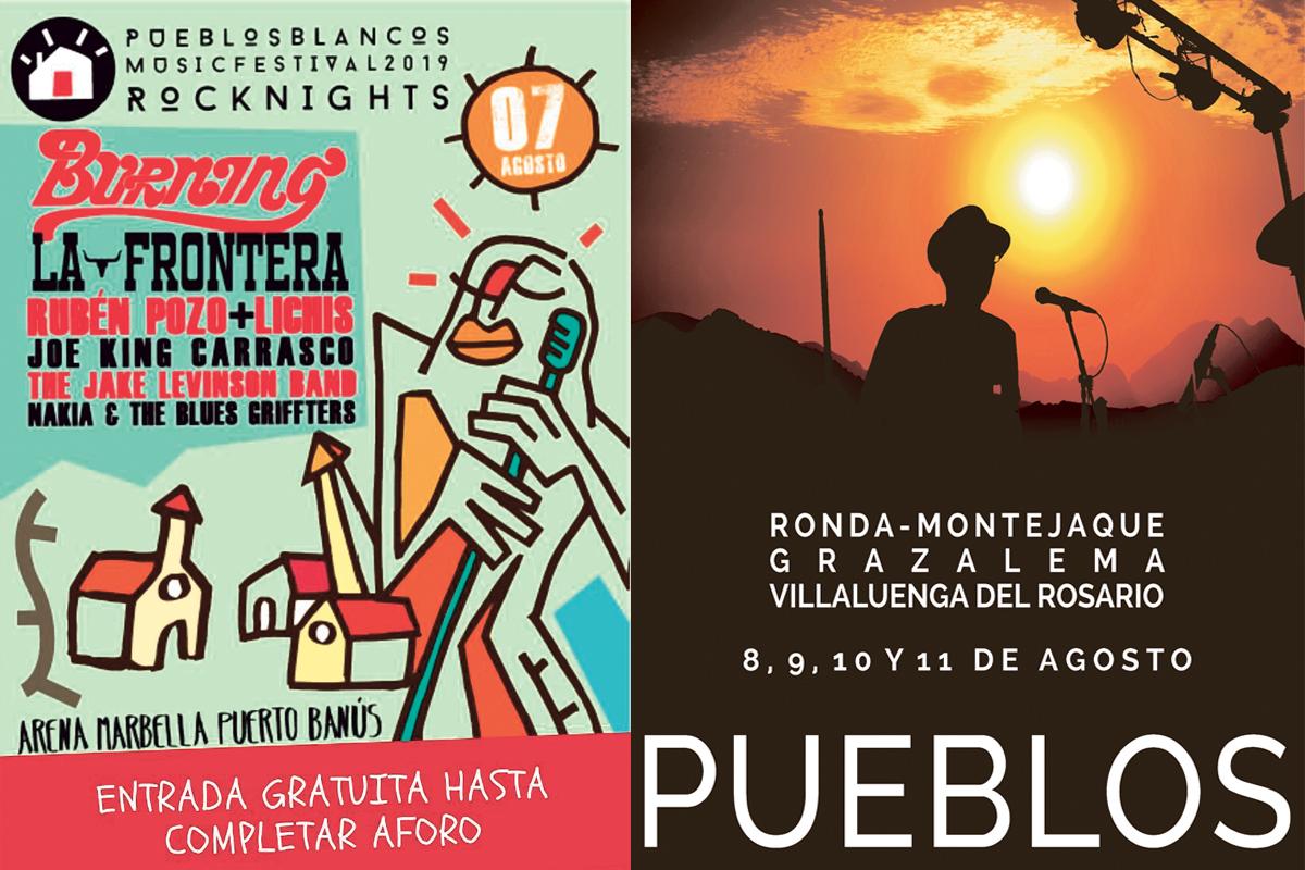 El nuevo Auditorio Arena Marbella abre sus puertas al Festival de Pueblos Blancos