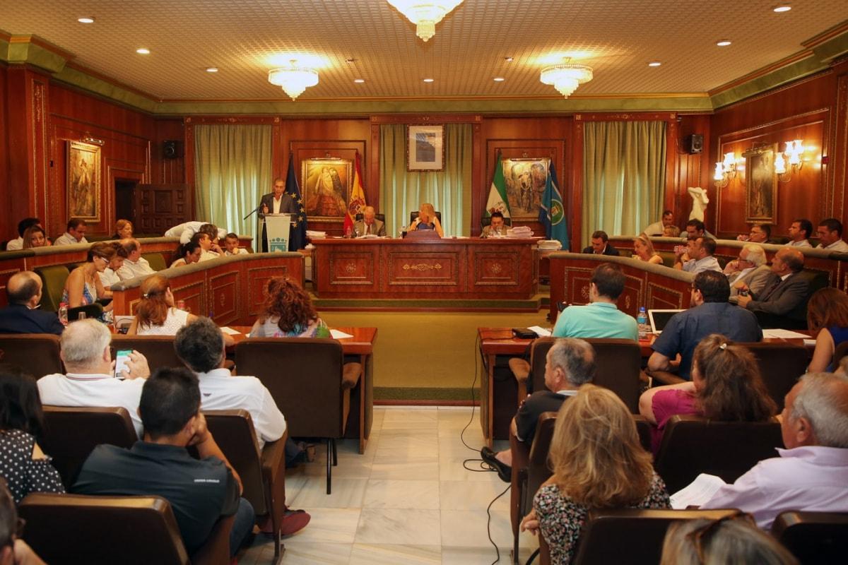 Aprobado en pleno la bajada del IBI, una reducción del recibo para el 75 por ciento de los ciudadanos