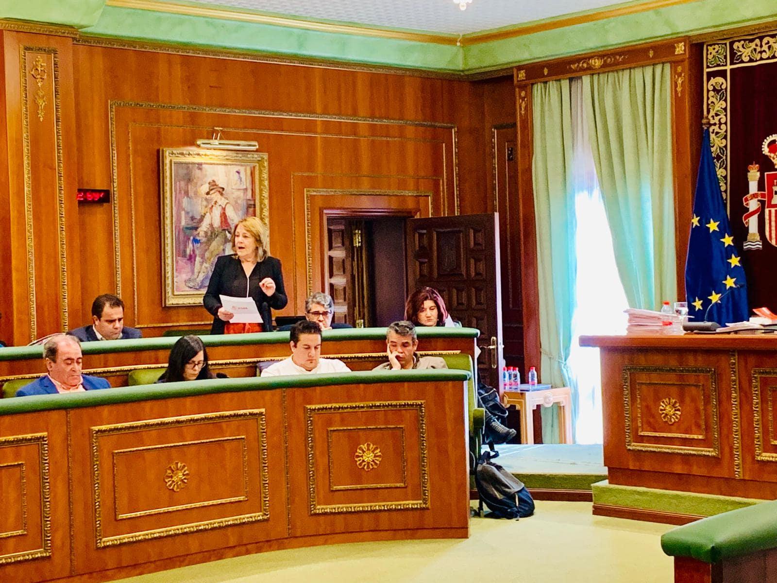 El PP vota en contra de la propuesta del PSOE para que las líneas autonómicas de autobús sean gratuitas