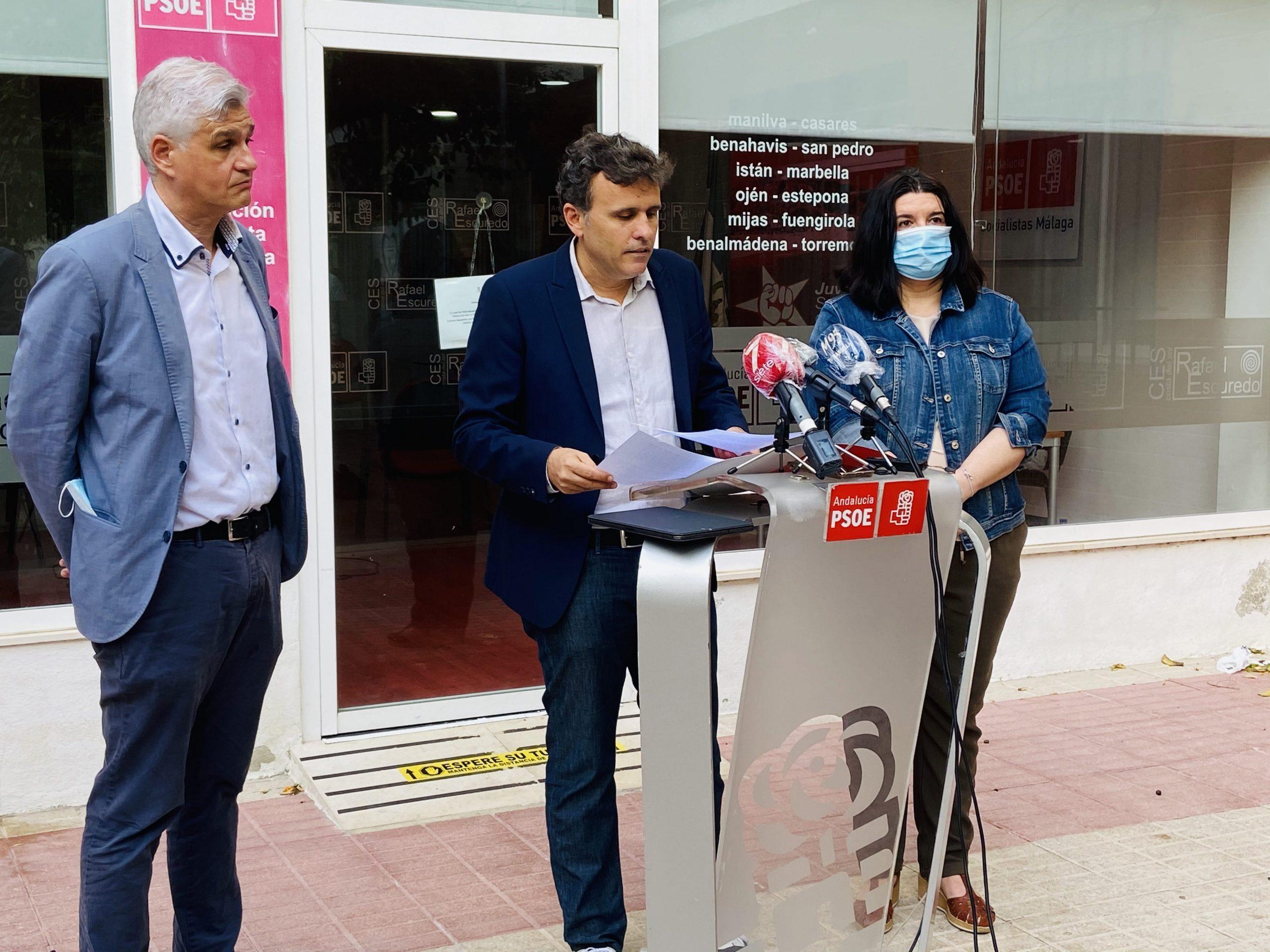 El PSOE estima que más de 6.000 vecinos recibirán el Ingreso Mínimo Vital