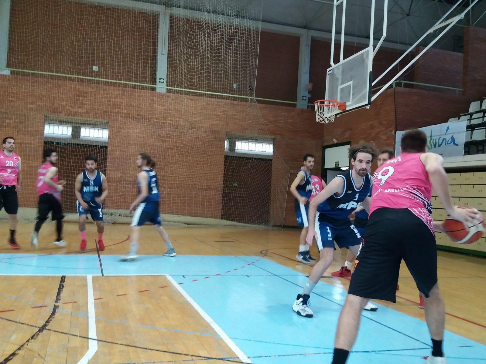 El Seandblue, más cerca de la Final Four tras su victoria ante el Málaga Basket