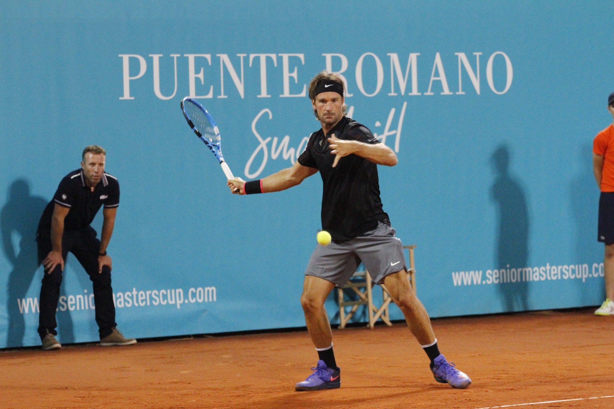 El tenis de alto nivel regresa a Marbella con la III Senior Masters Cup