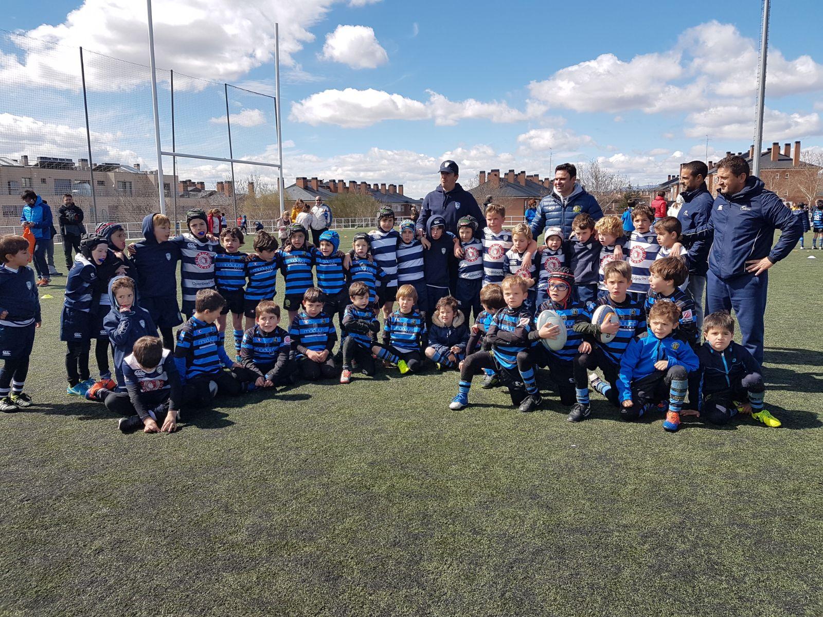 El Trocadero Marbella participa en VI Torneo Internacional Las Rozas & 50° Aniversario Liceo Francés