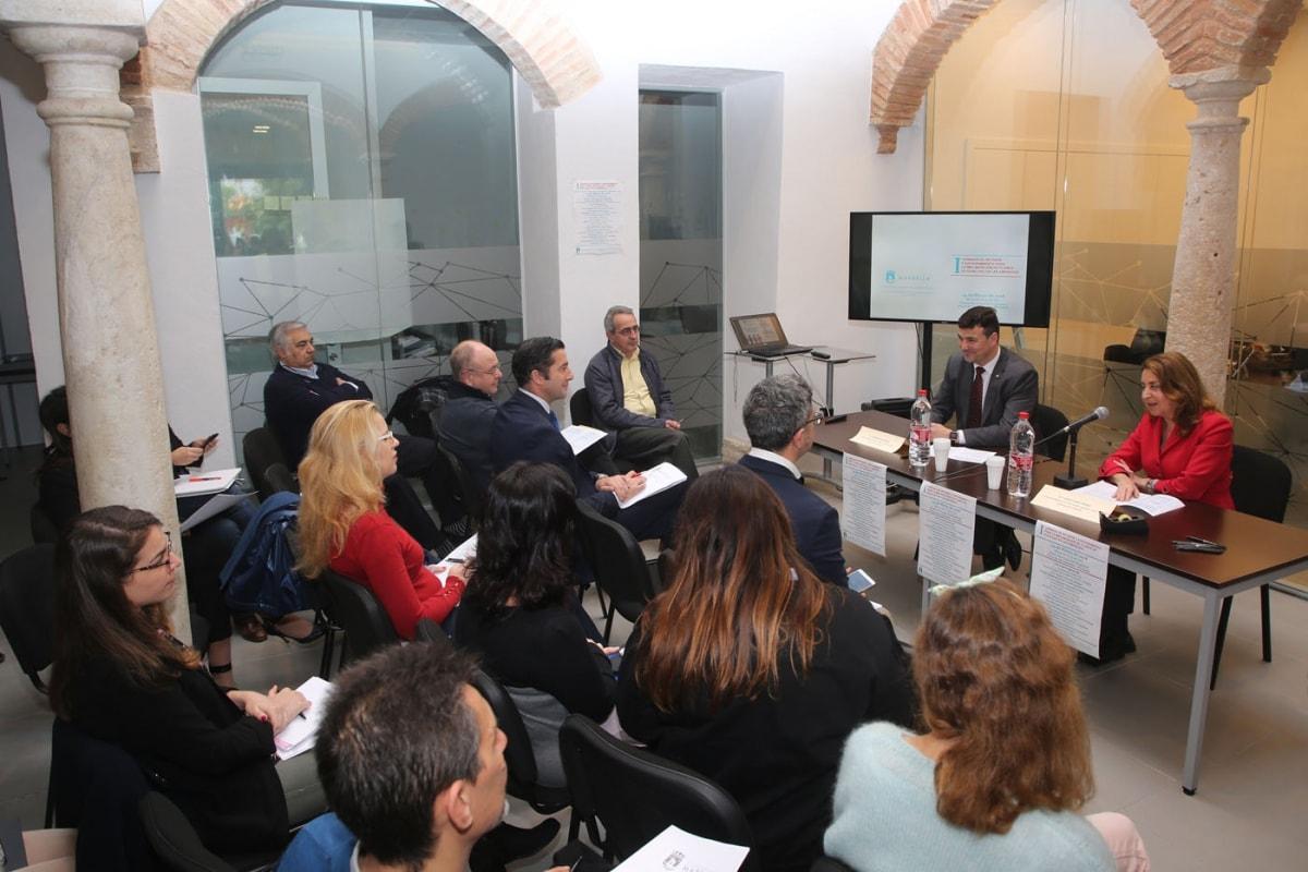 El Vivero de Empresas de Marbella ha acogido hoy la 'Jornada de Difusión y Asesoramiento para la Implantación de Planes de Igualdad en las Empresas'