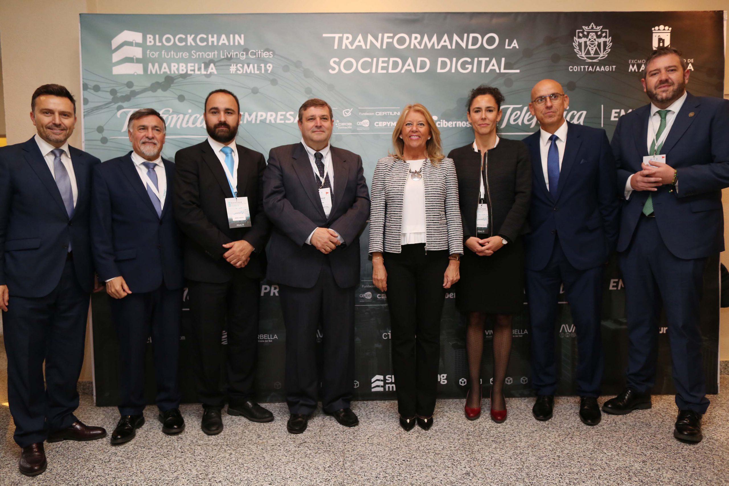 El X Congreso Smart Living Marbella aborda las posibilidades del blockchain en el sector público