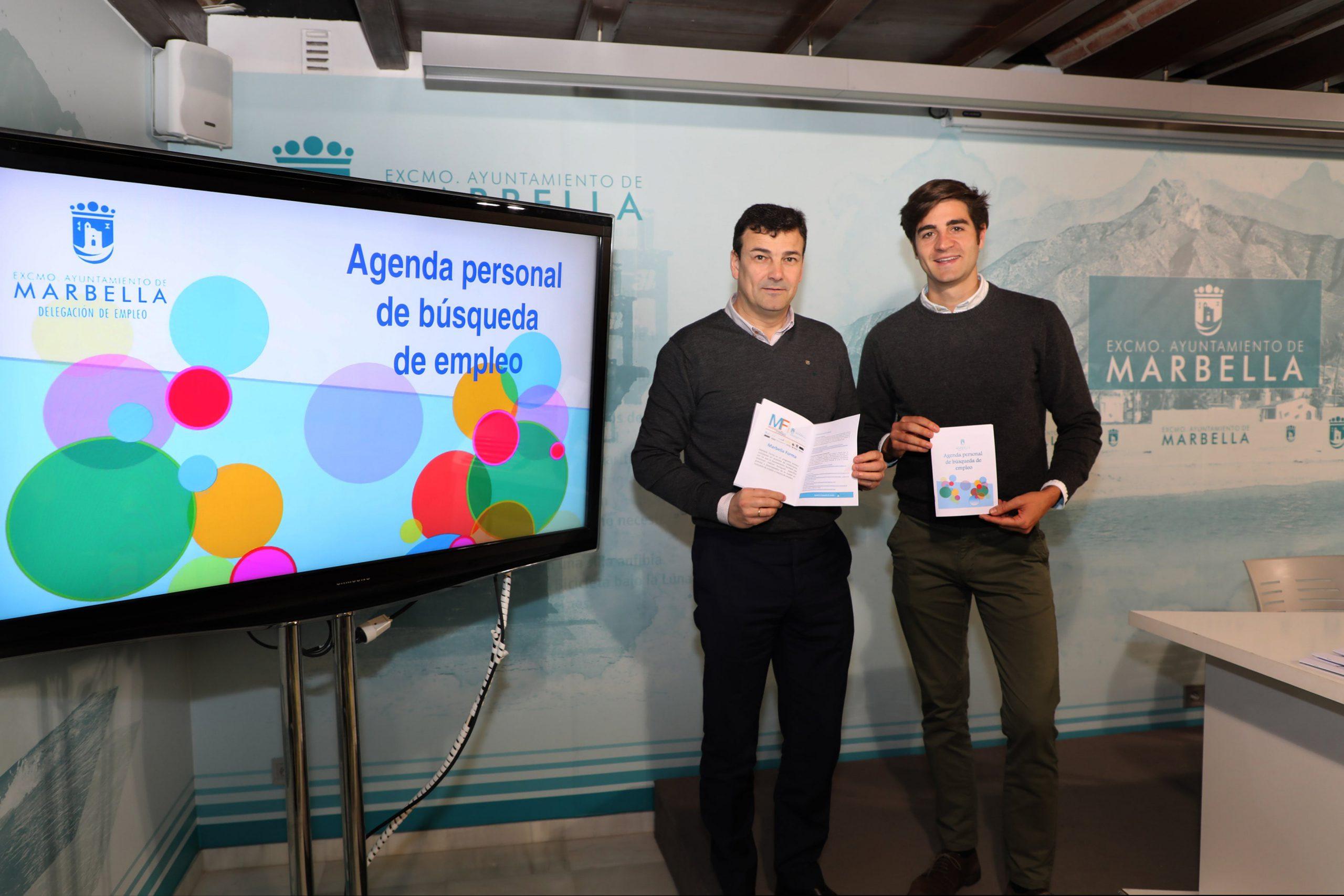Elaboran III Agenda personal gratuita para guiar a los desempleados en el proceso de búsqueda de trabajo