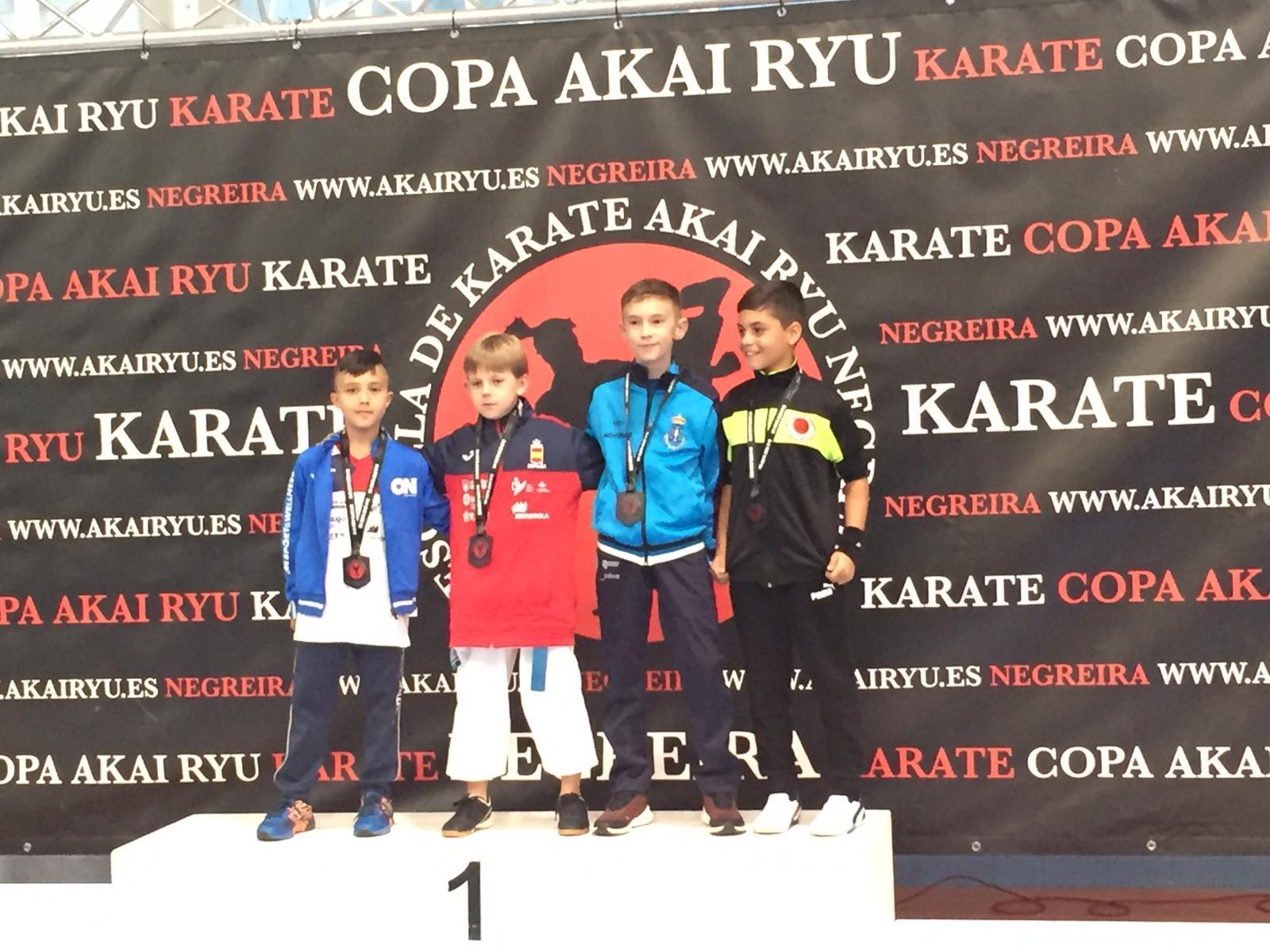 Elisey Yagudin, del Olympic Marbella, se proclama Oro con el equipo español