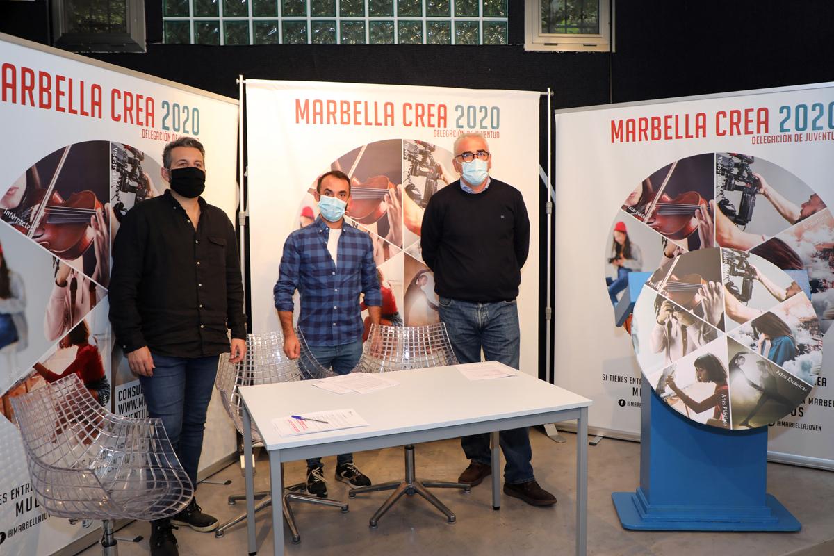 En marcha Marbella Crea 2020