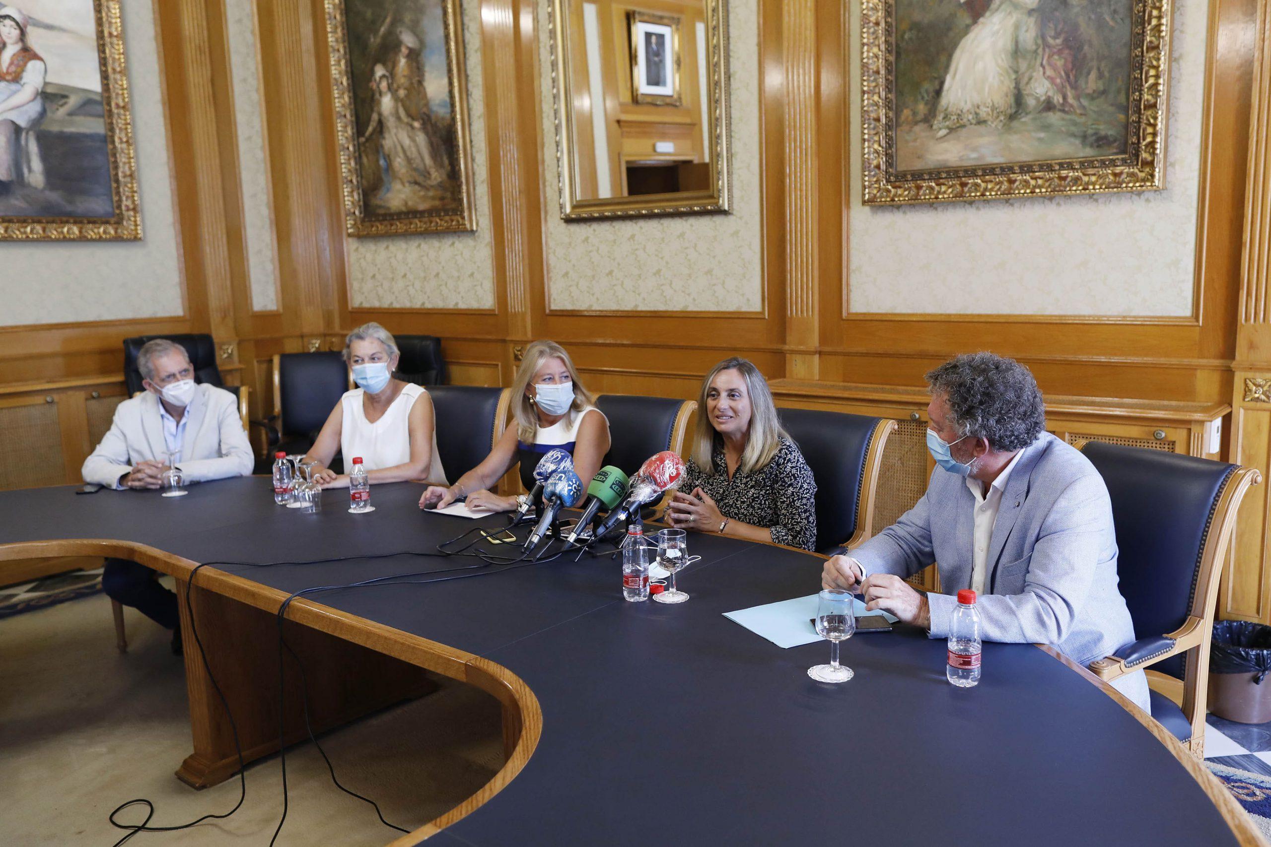 En marcha una mesa técnica bilateral para el seguimiento de la elaboración del PGOU