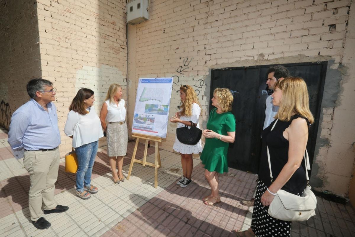El Ayuntamiento destinará 1,3 millones al acondicionamiento como Escuela Oficial de Idiomas de un local municipal