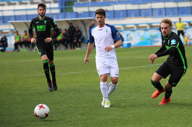 Espectacular victoria del Marbella FC frente al Granada B
