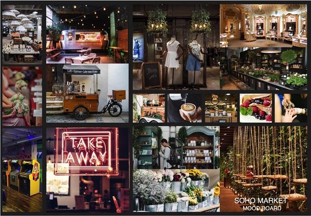 Este viernes resurge el Soho Market Marbella