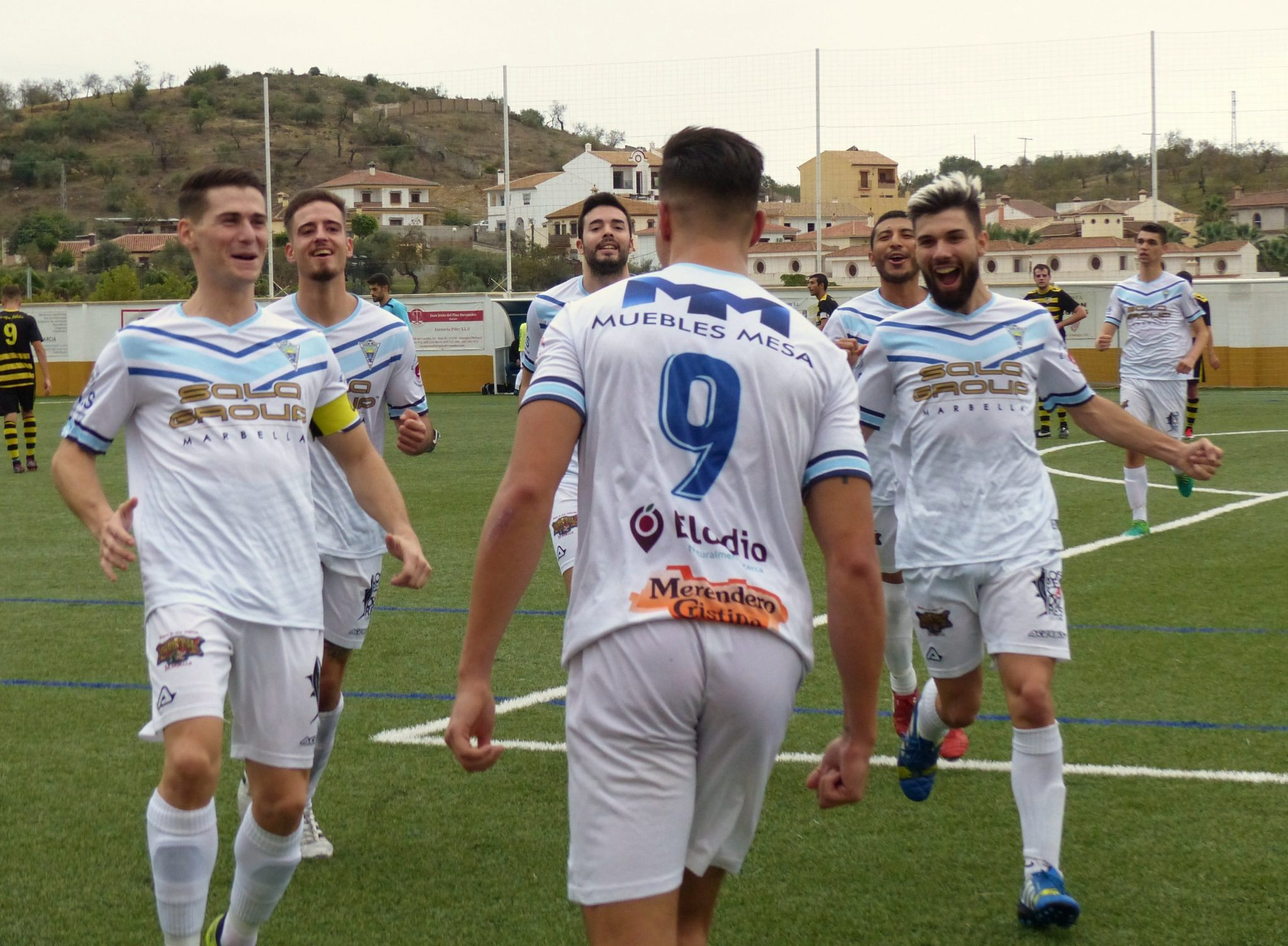 Estreno a domicilio y segunda victoria consecutiva del Atlético Marbella