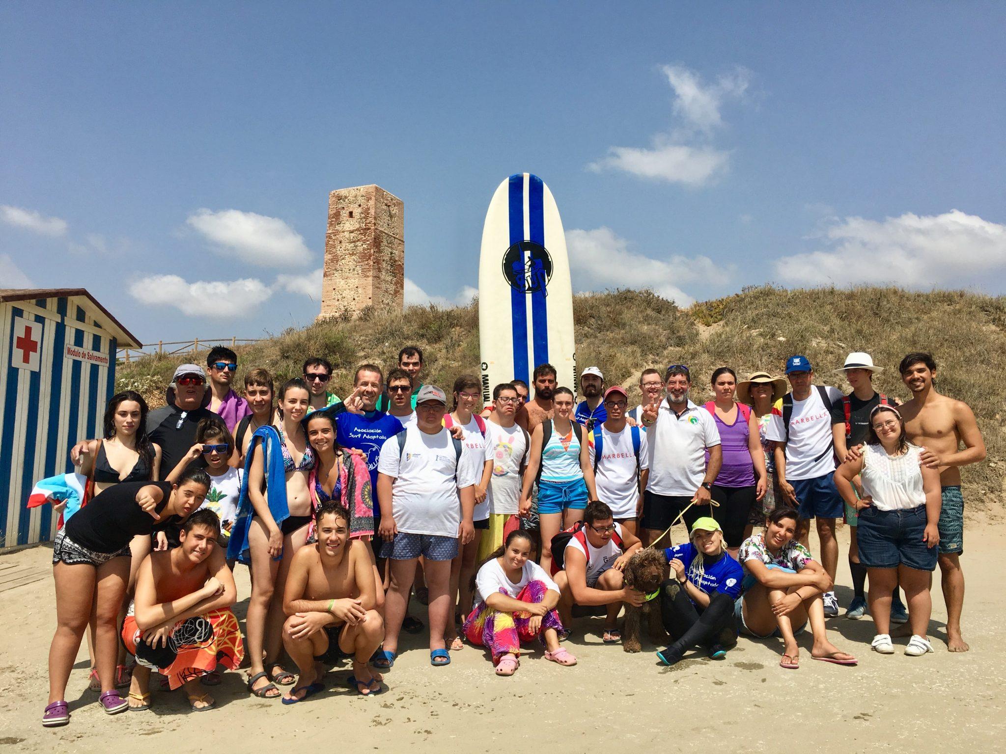 Éxito de participación en las I Jornadas Náuticas organizadas por la FANDDI en Marbella