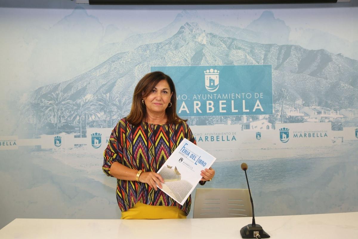 La Feria del Libro de Marbella programa 40 actividades con presentaciones de libros y talleres