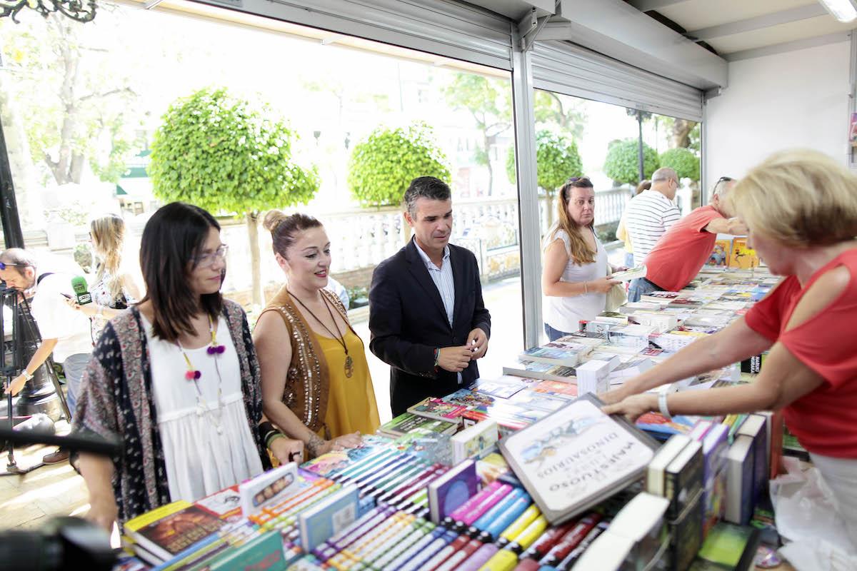Feria Libro Marbella